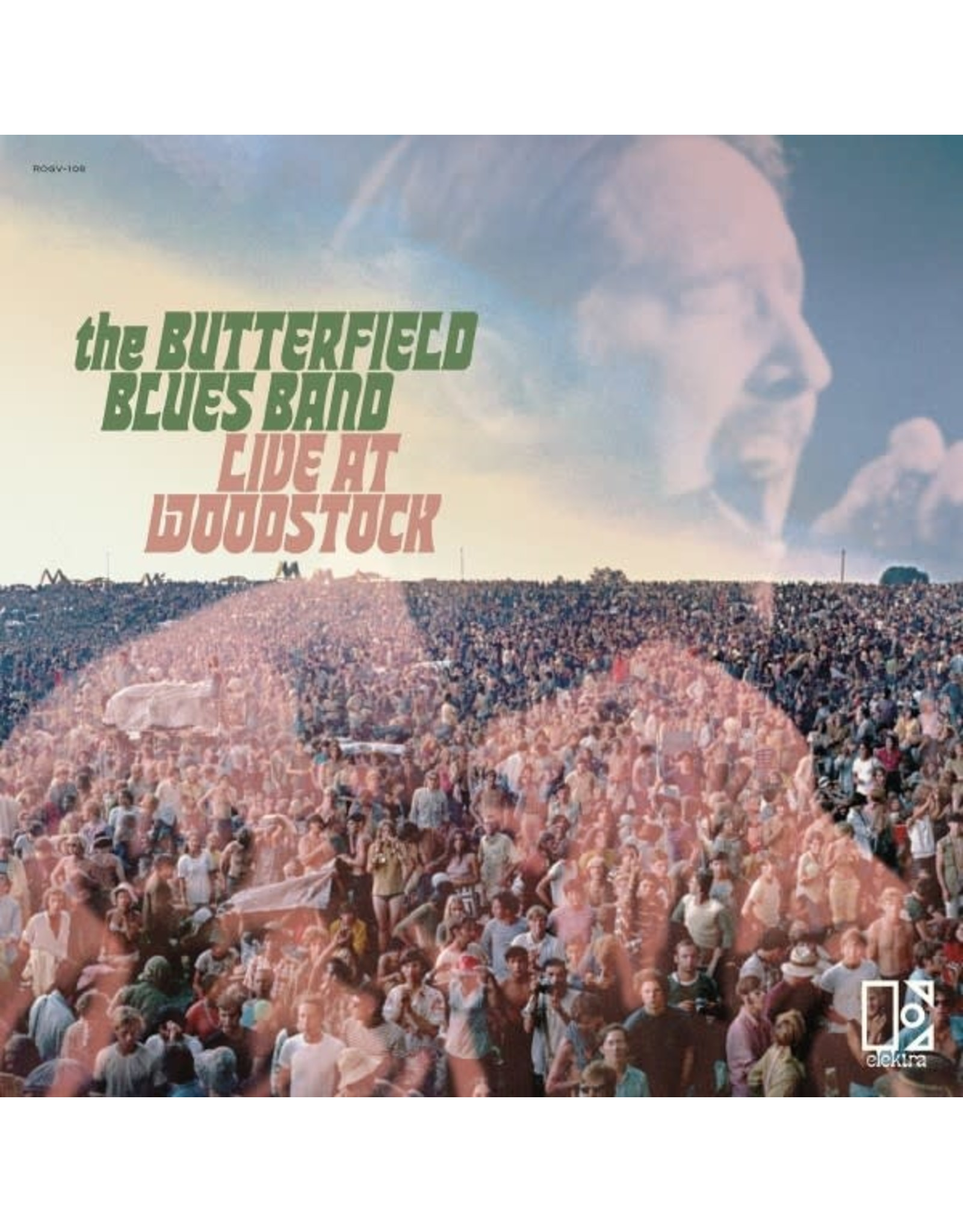 Butterfield Blues Band - Live at Woodstock 2LP
