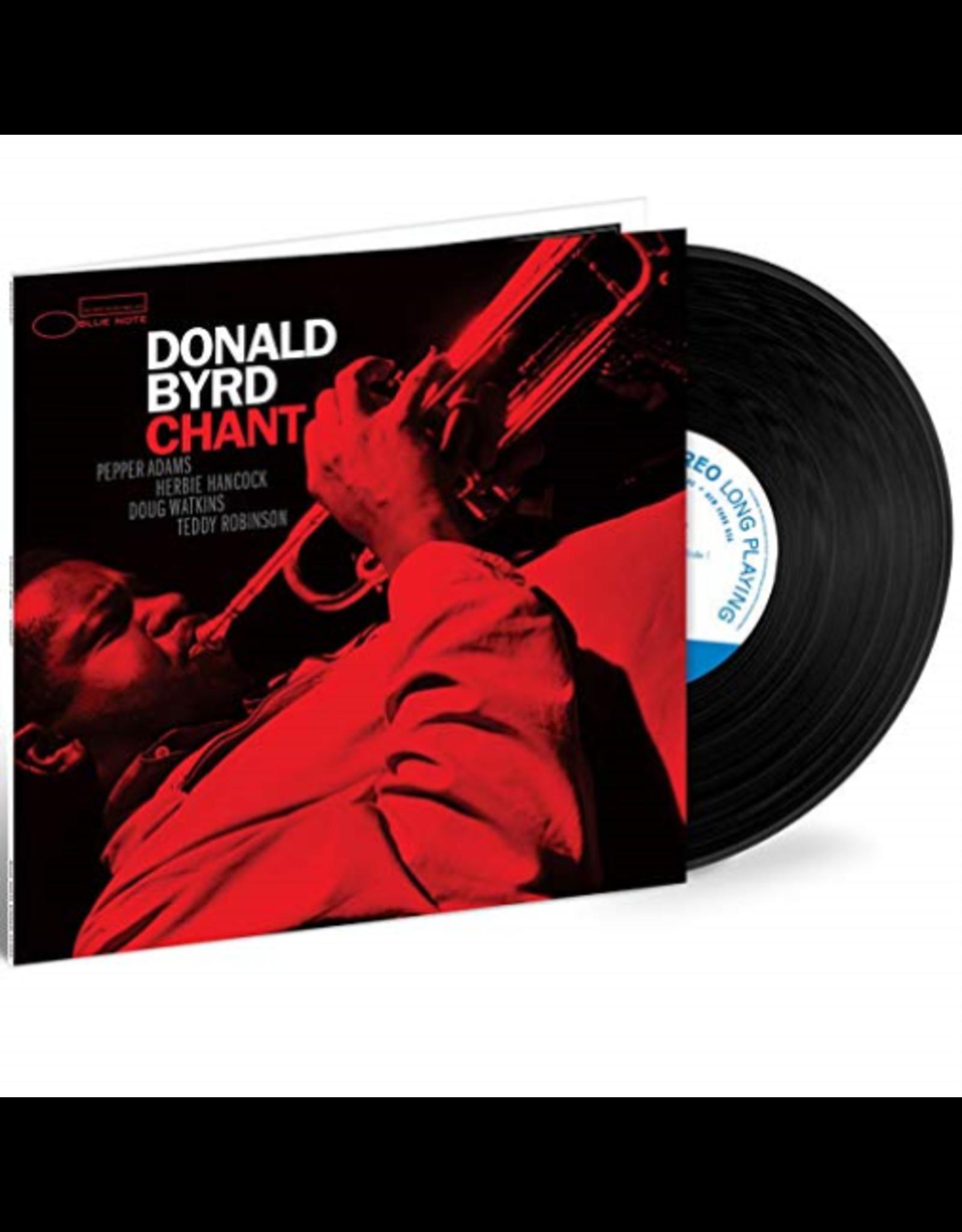 Byrd, Donald - Chant LP