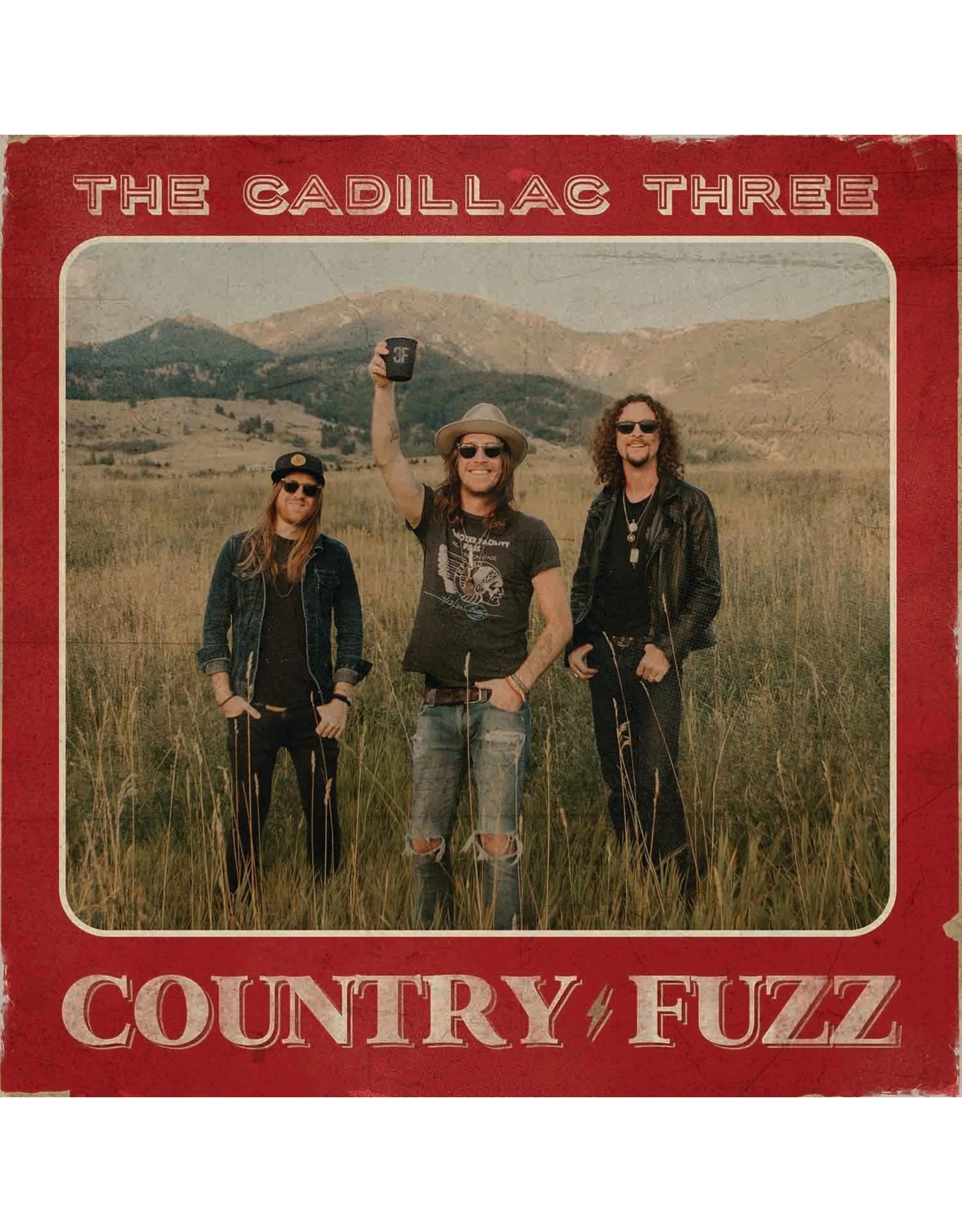 Cadillac Three - Country Fuzz 2LP