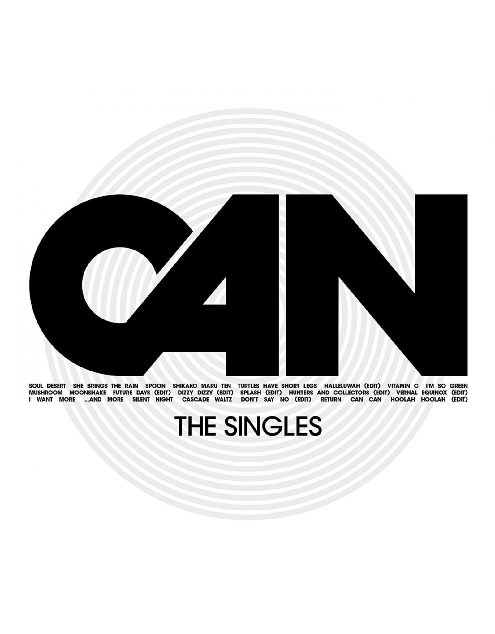 Can - Singles (3LP)