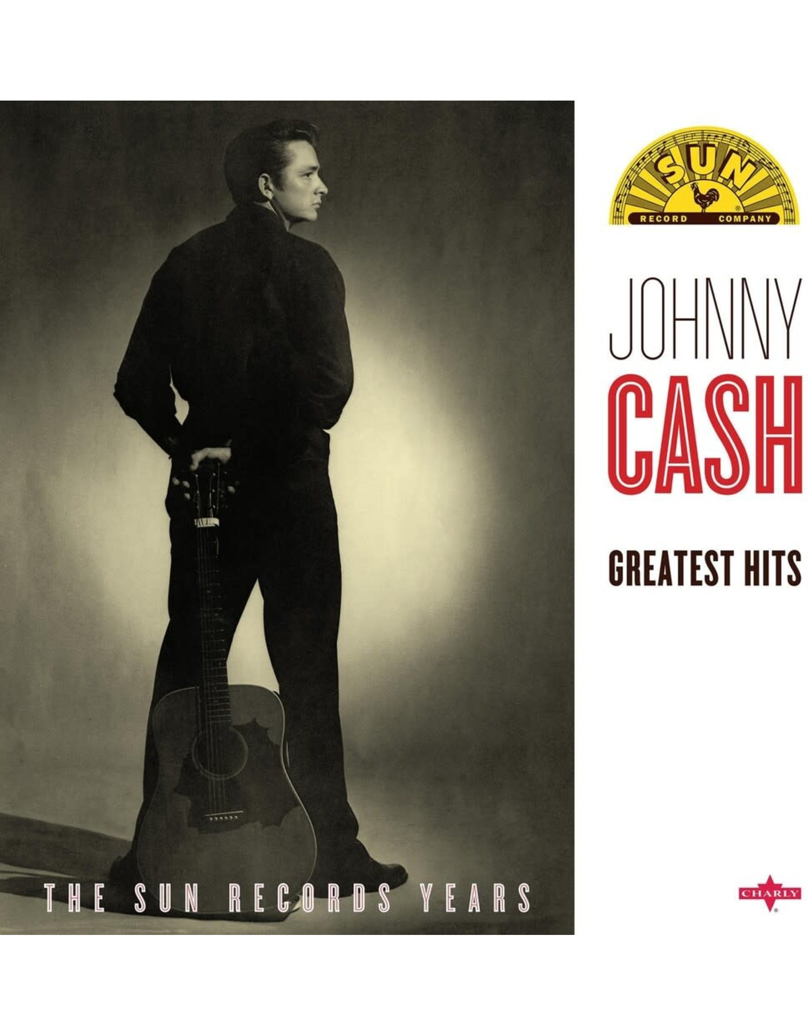 Cash, Johnny - Greatest Hits: The Sun Years LP