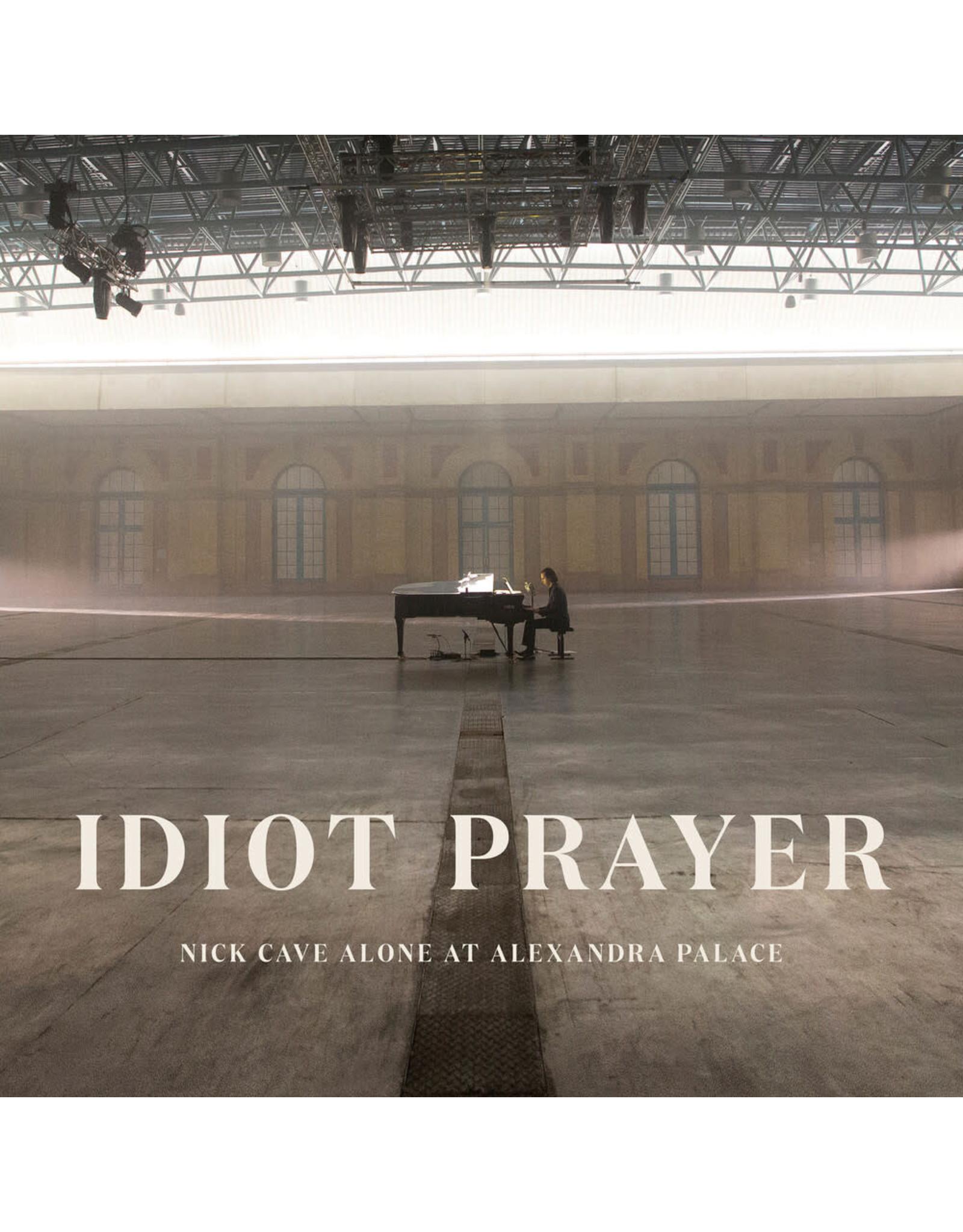 Cave, Nick - Idiot Prayer: Alone at the Alexandra Palace 2LP