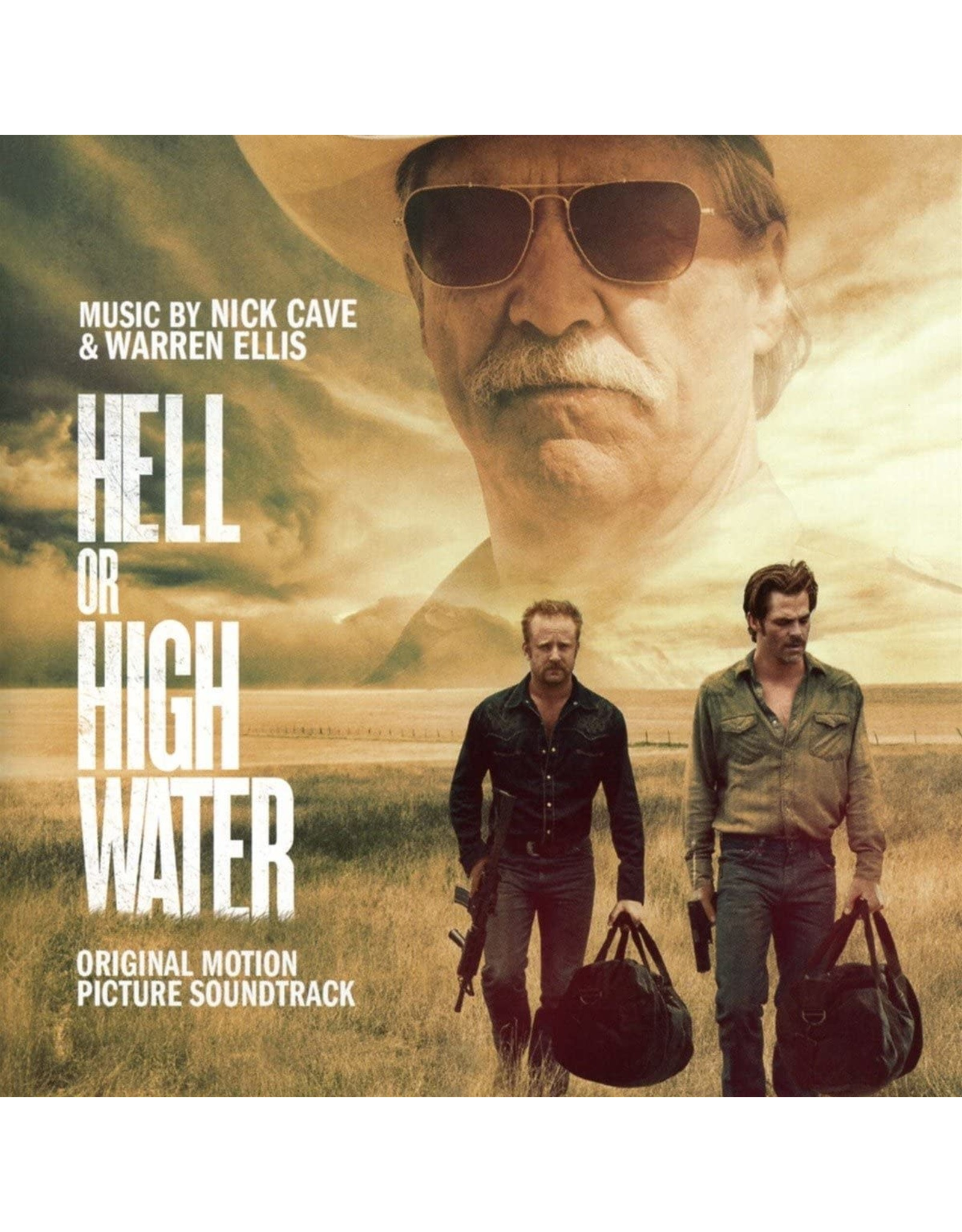 Cave, Nick and Warren Ellis - Hell or High Water OST LP