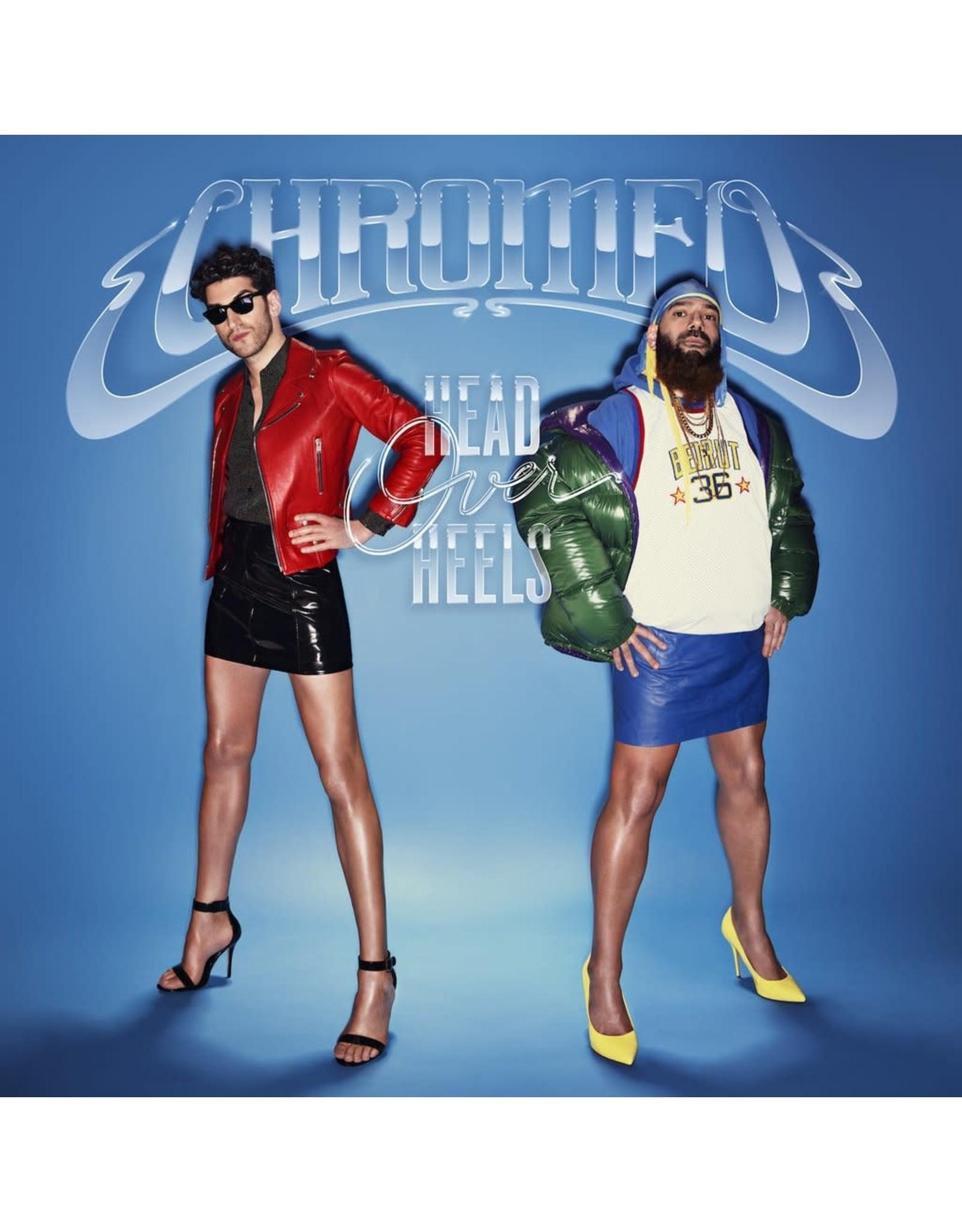 Chromeo - Head Over Heels (yellow vinyl) 2LP
