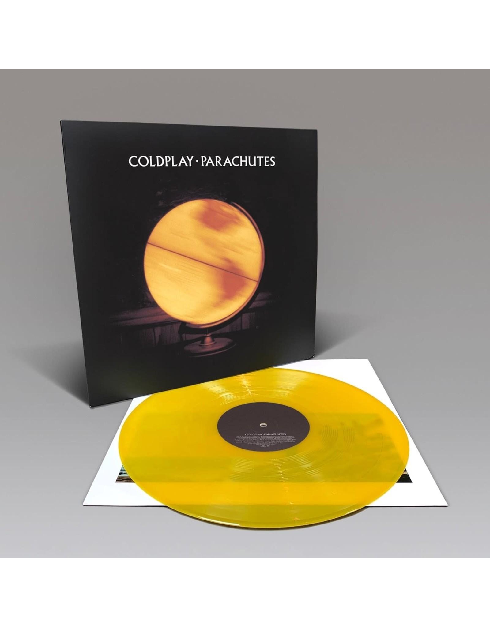 Coldplay - Parachutes LP (Yellow Anniv)