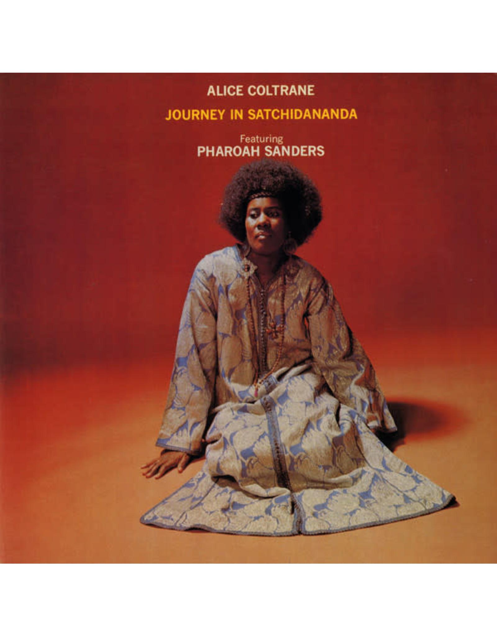 Coltrane, Alice - Journey In Satchidananda LP