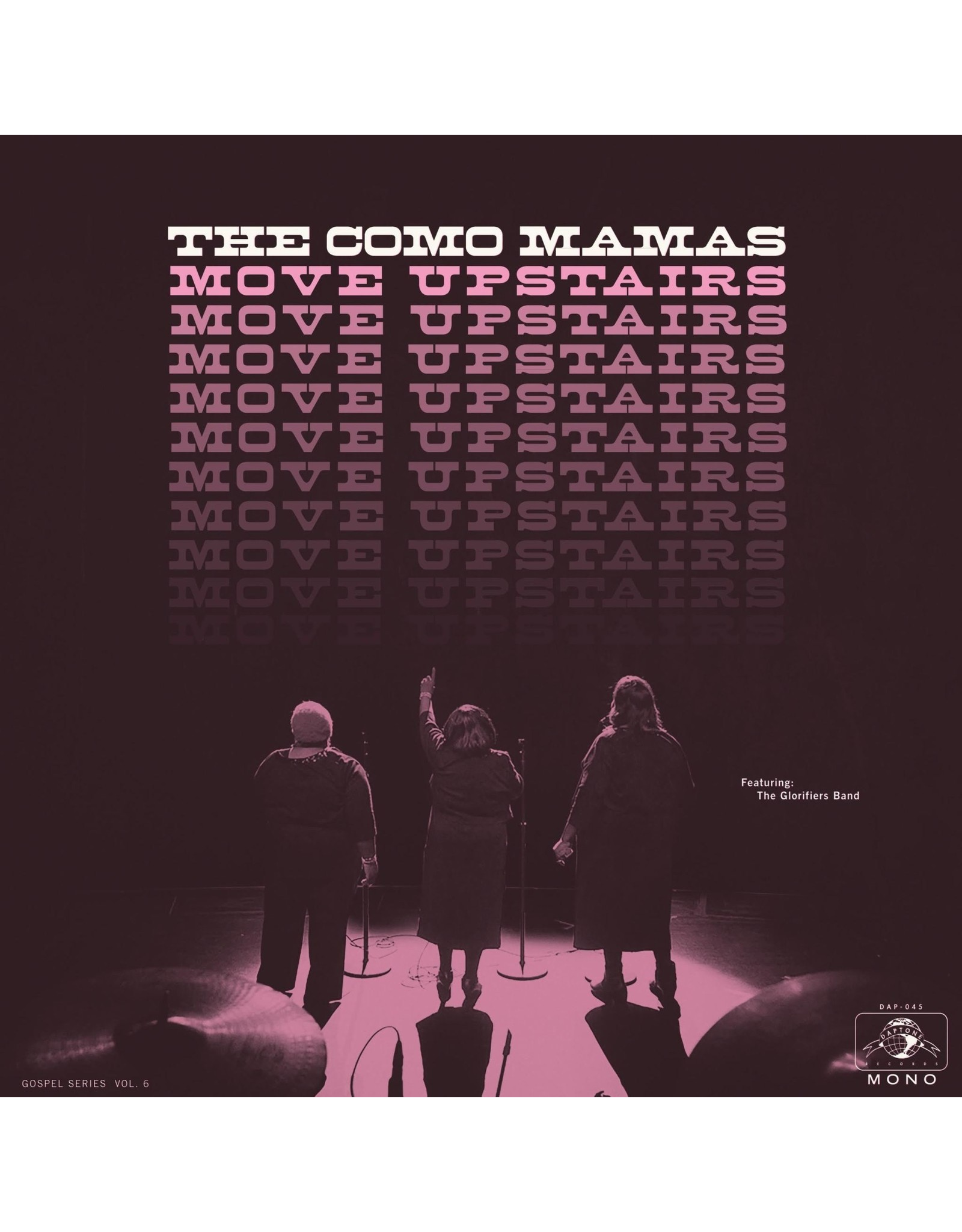 Como Mamas, The - Move Upstairs LP