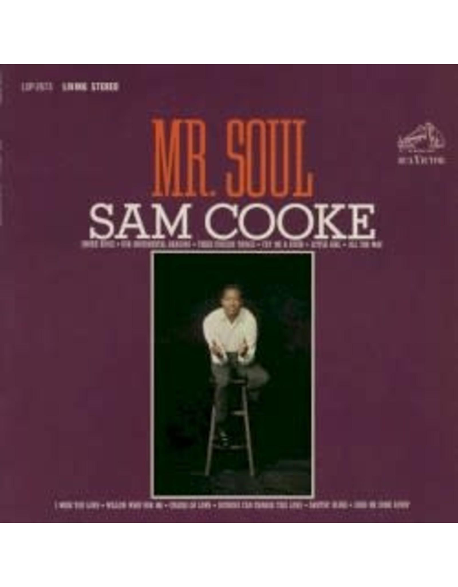Cooke, Sam - Mr Soul  (MOV Ltd Numbered Purple Marble vinyl)