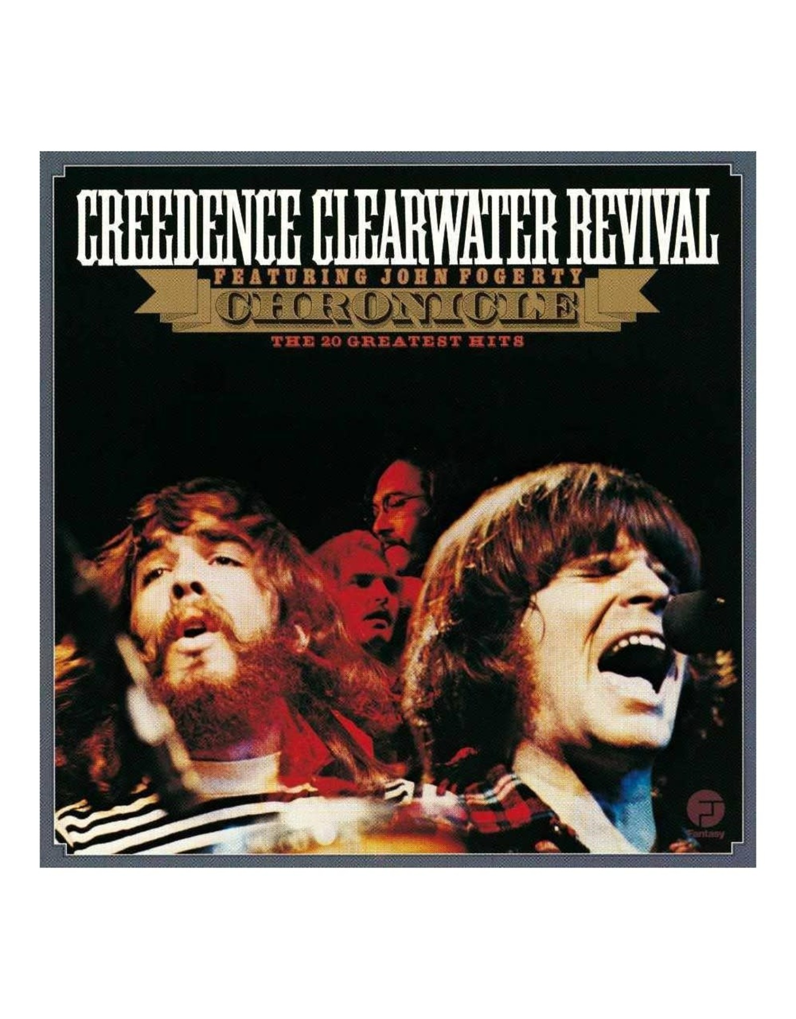 Creedence Clearwater Revival - Chronicals LP