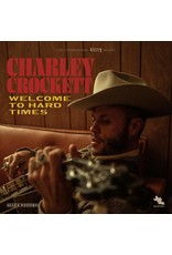 Crockett, Charley - Welcome To Hard Times LP