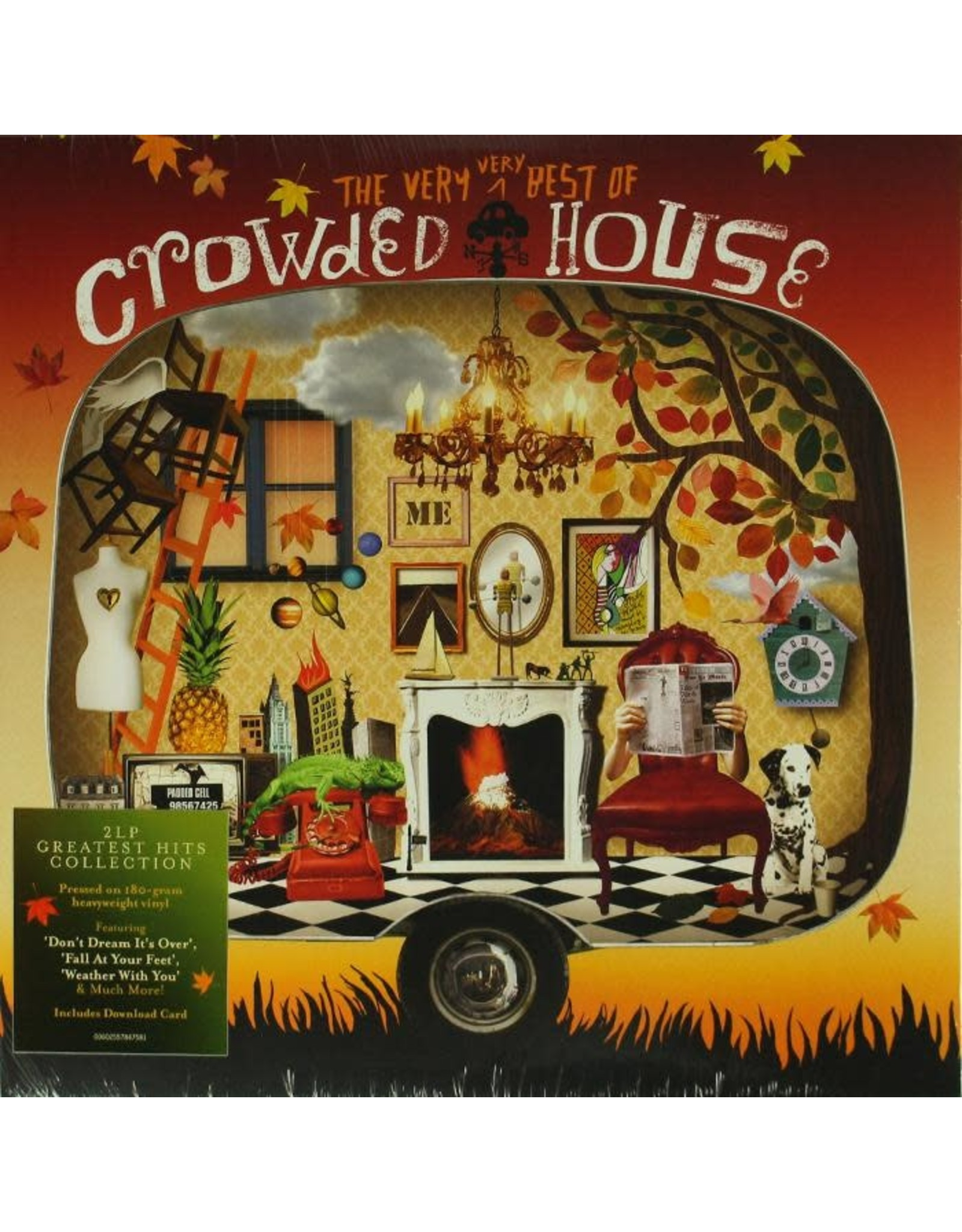 Crowded House - The Very Best Of (2LP)