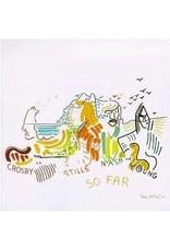 Crosby, Stills, Nash & Young - So Far LP