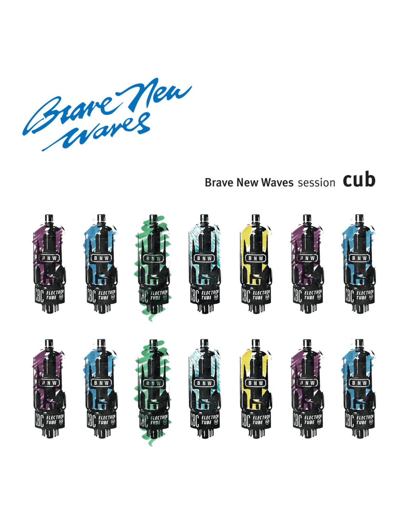 Cub - Brave New Waves Session (pink & black vinyl)