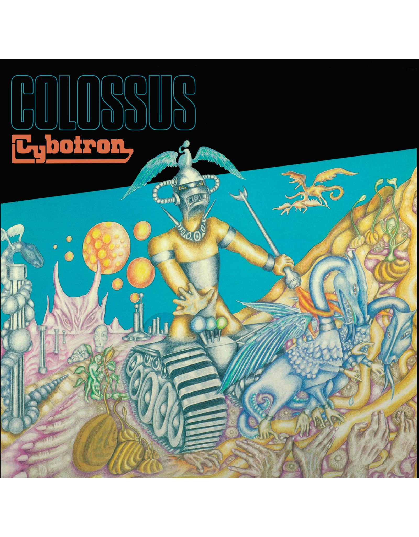 Cybotron - Colossus LP