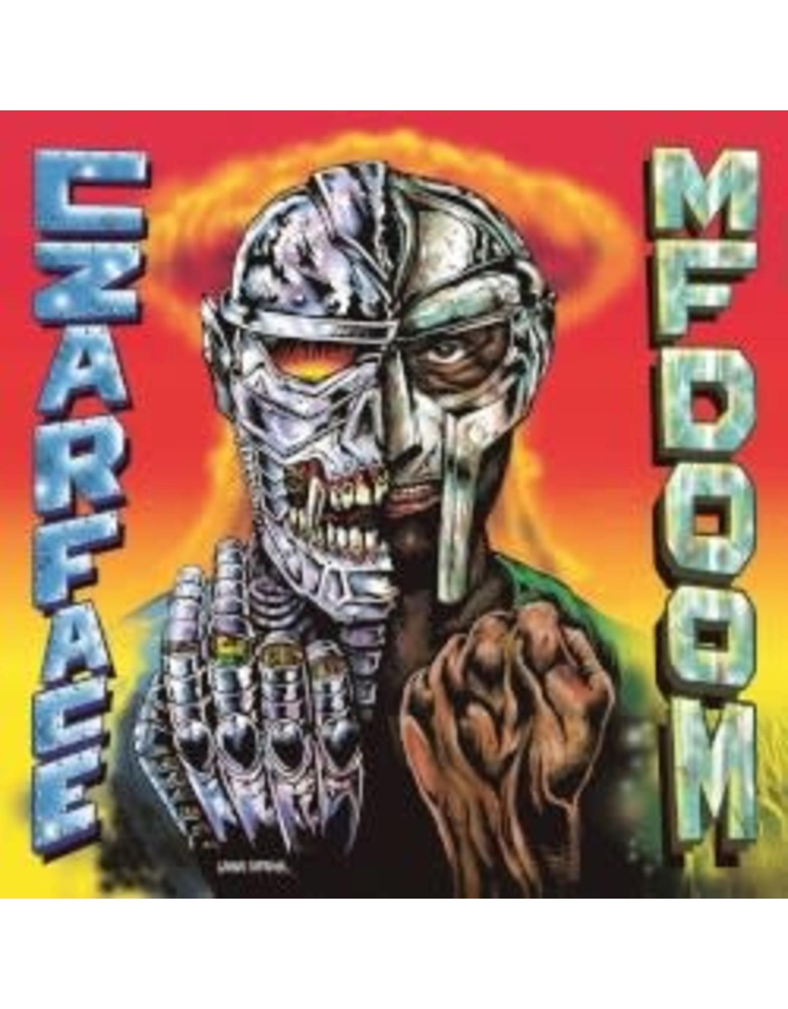 Czarface / MF Doom - Czarface Meets Metalface LP