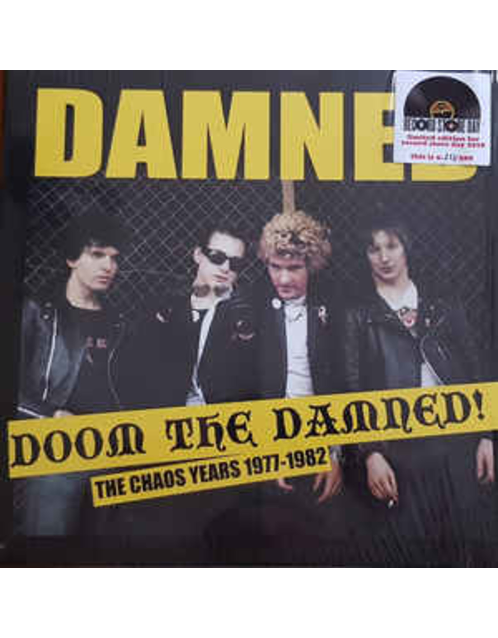 Damned - Doom the Damned '77-'82 LP
