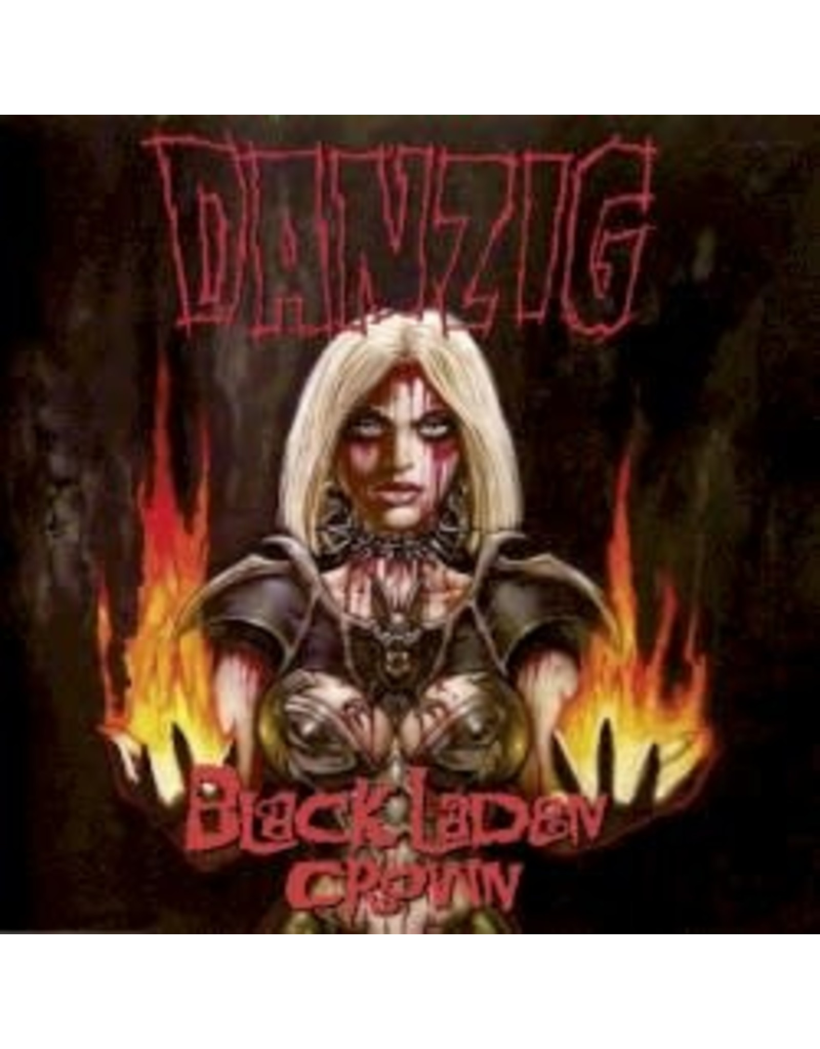 Danzig - Black Laden Crown LP