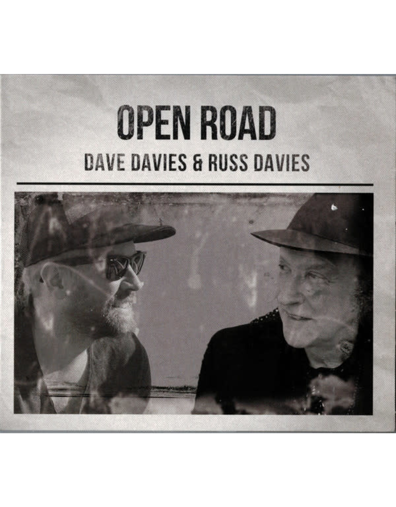 Davies, Dave and Russ - Open Road LP