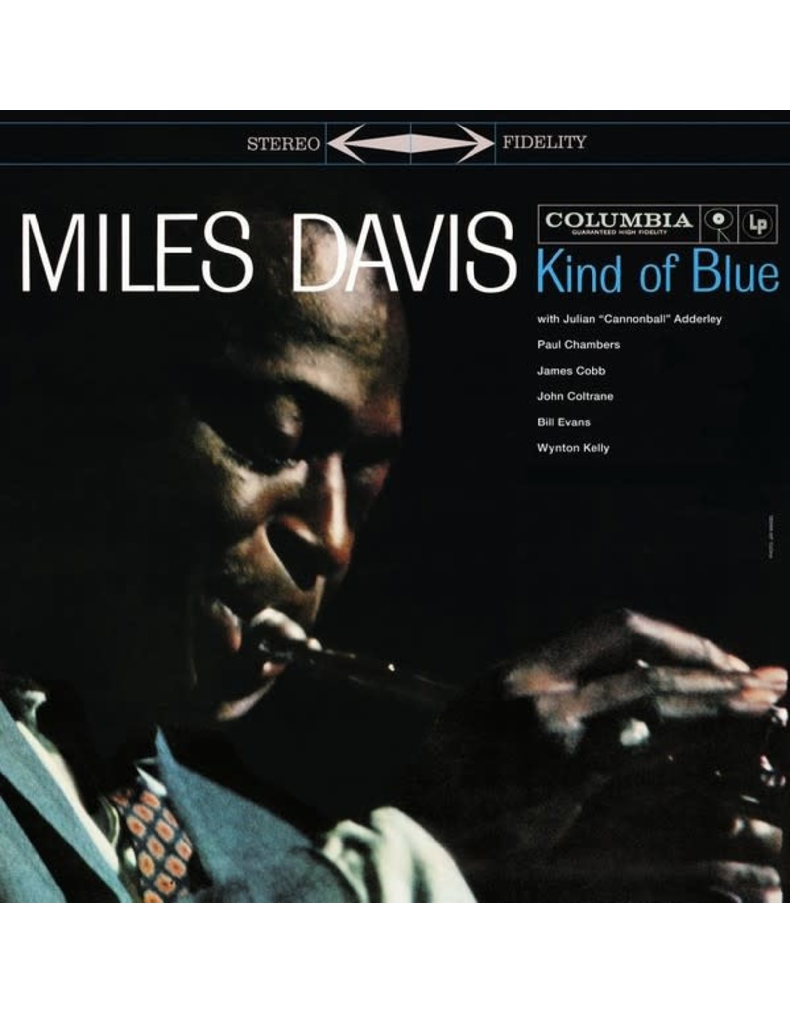 Davis, Miles - Kind Of Blue LP