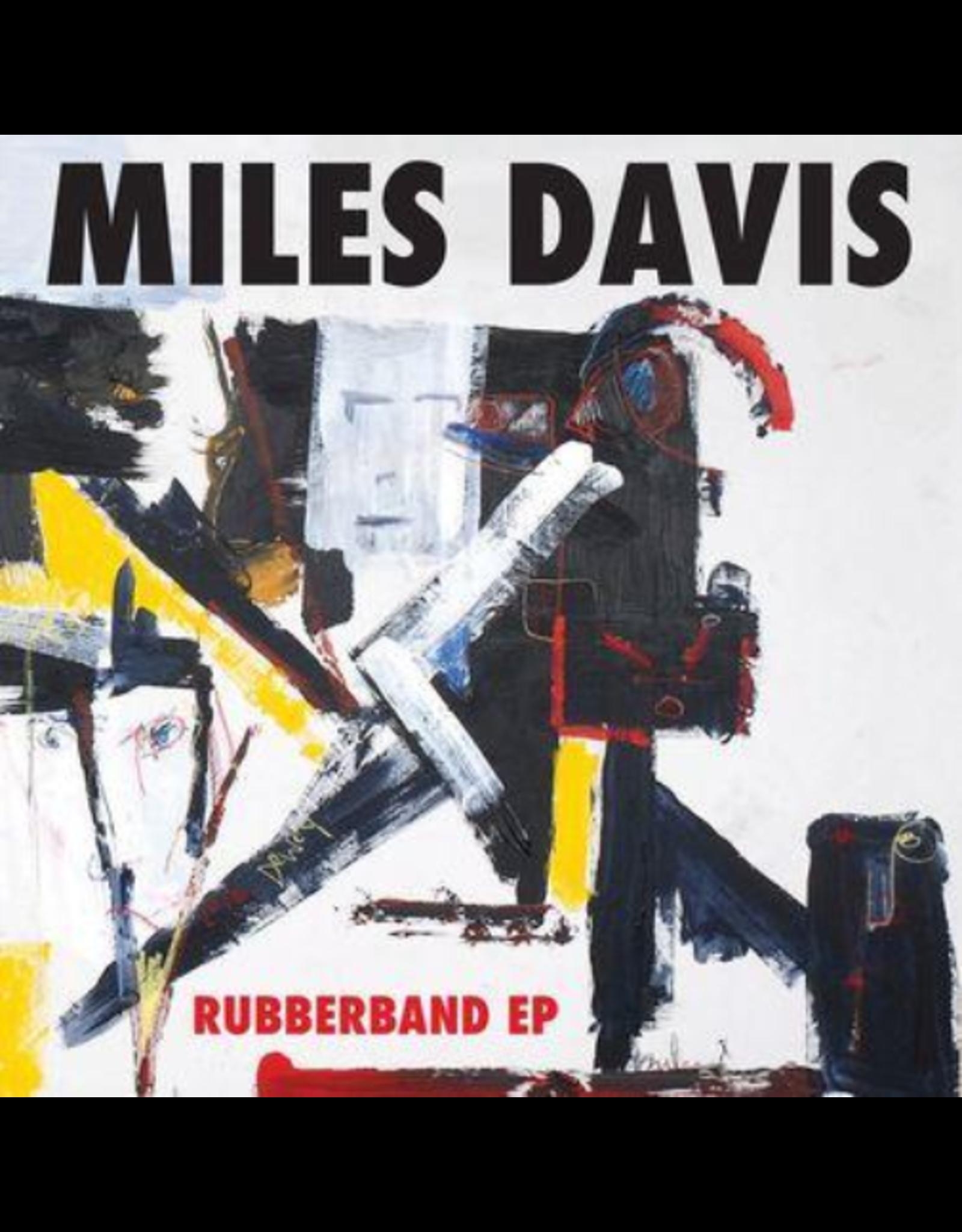 Davis, Miles - Rubberband EP LP