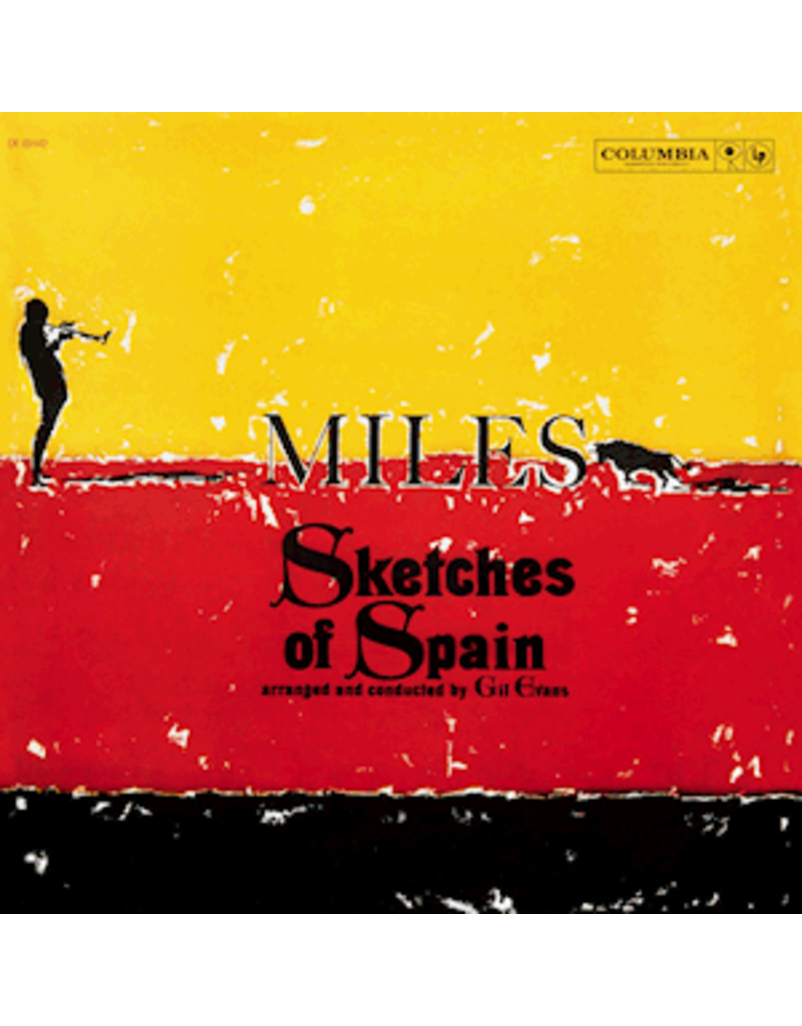 Davis, Miles - Sketches Of Spain LP