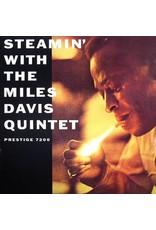 Davis, Miles - Steamin' With LP