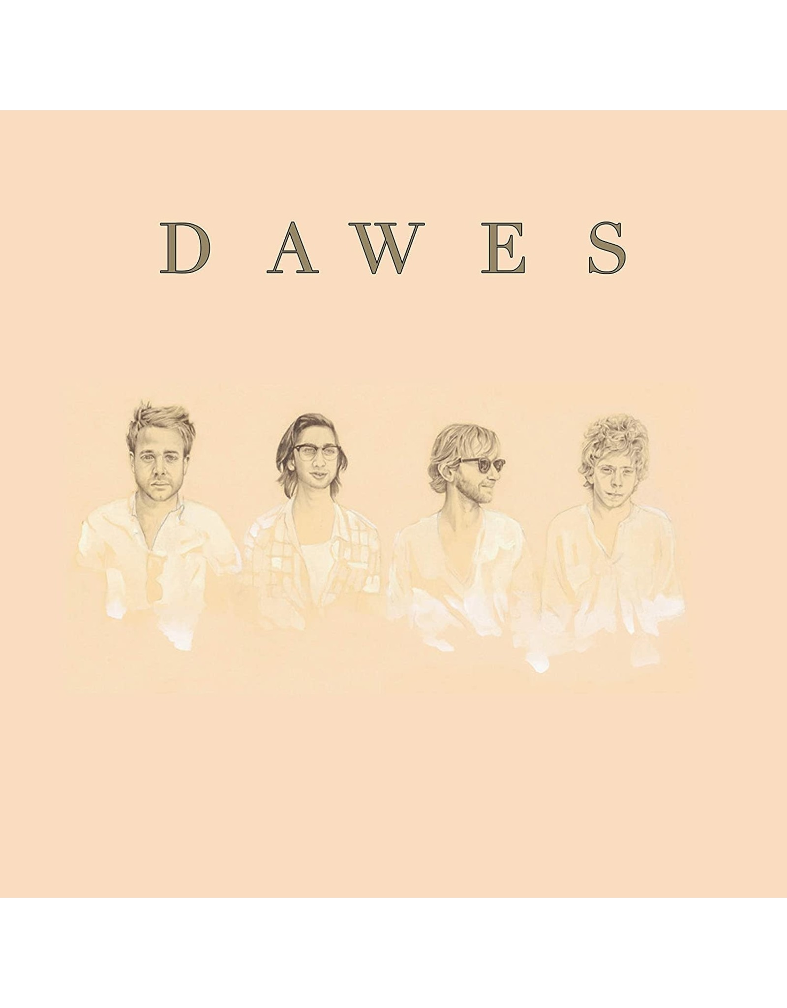 Dawes - North Hills : 10th Anniversary Deluxe Edition (2LP)