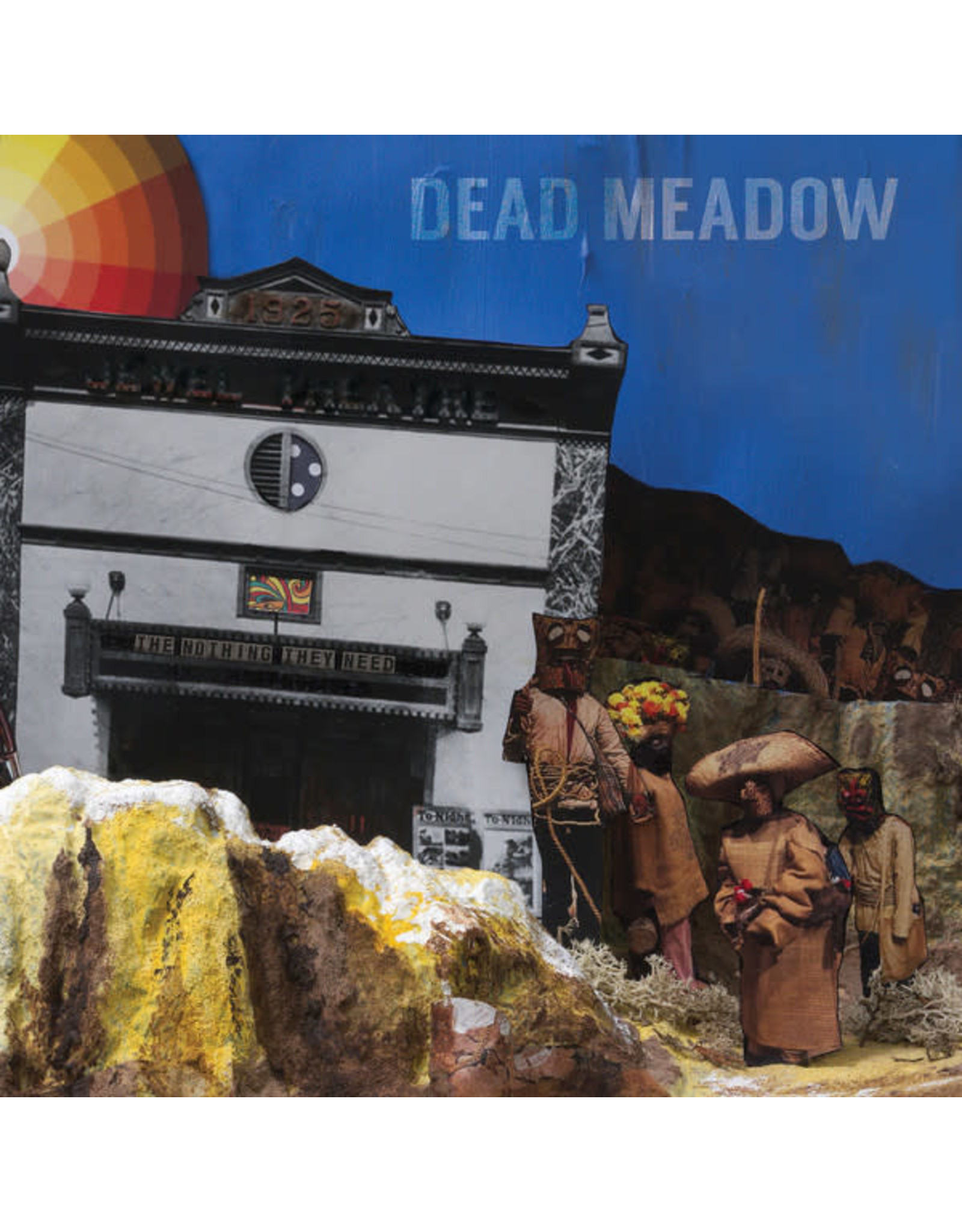 Dead Meadow - The Nothing They Need LP