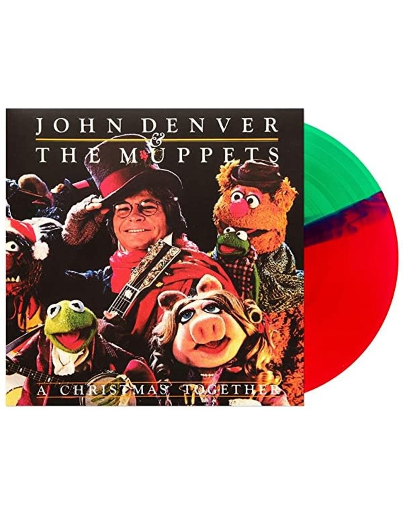 Denver, John & The Muppets - A Christmas Together LP