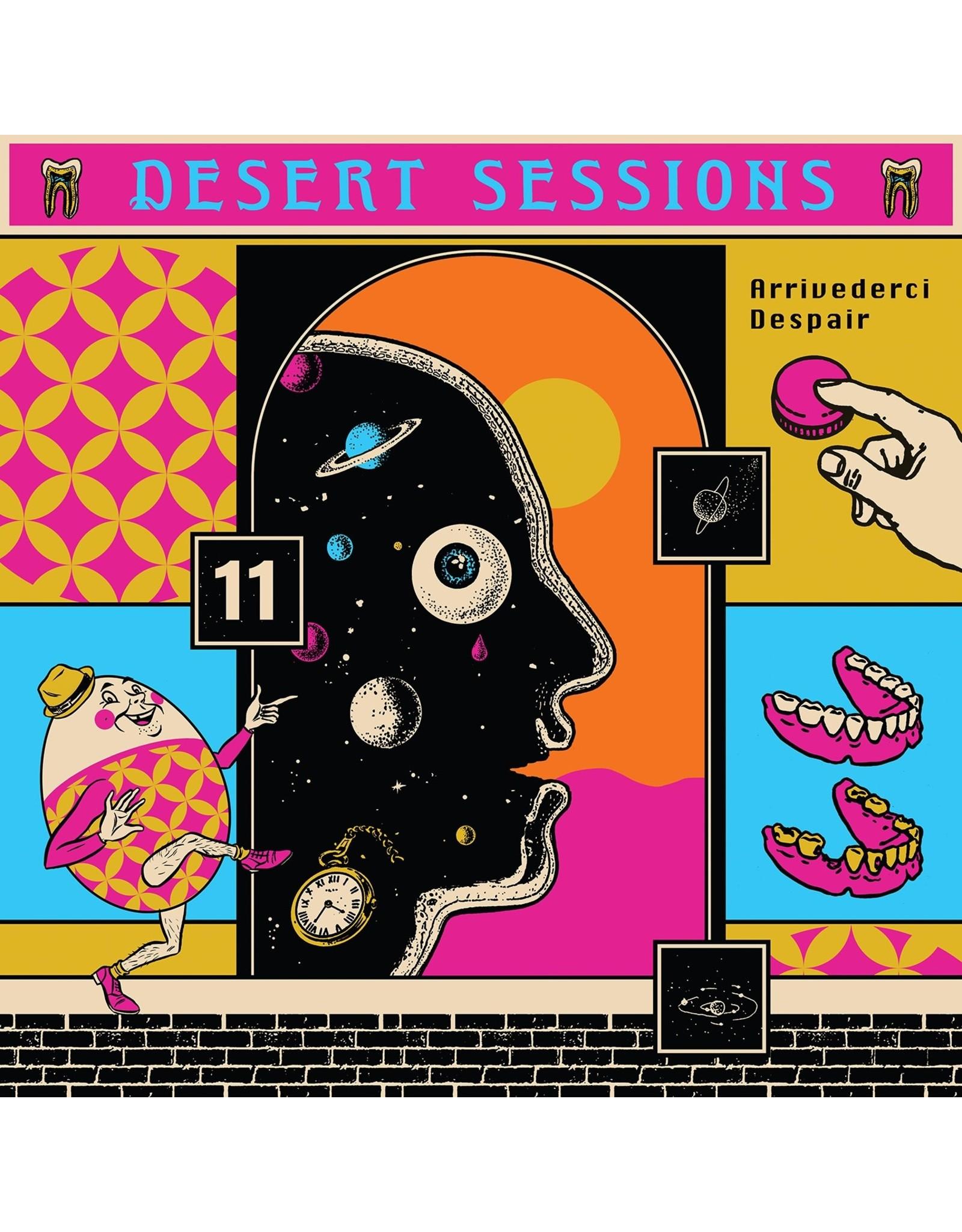 Desert Sessions - Desert Sessions Vol. 11 & 12 LP