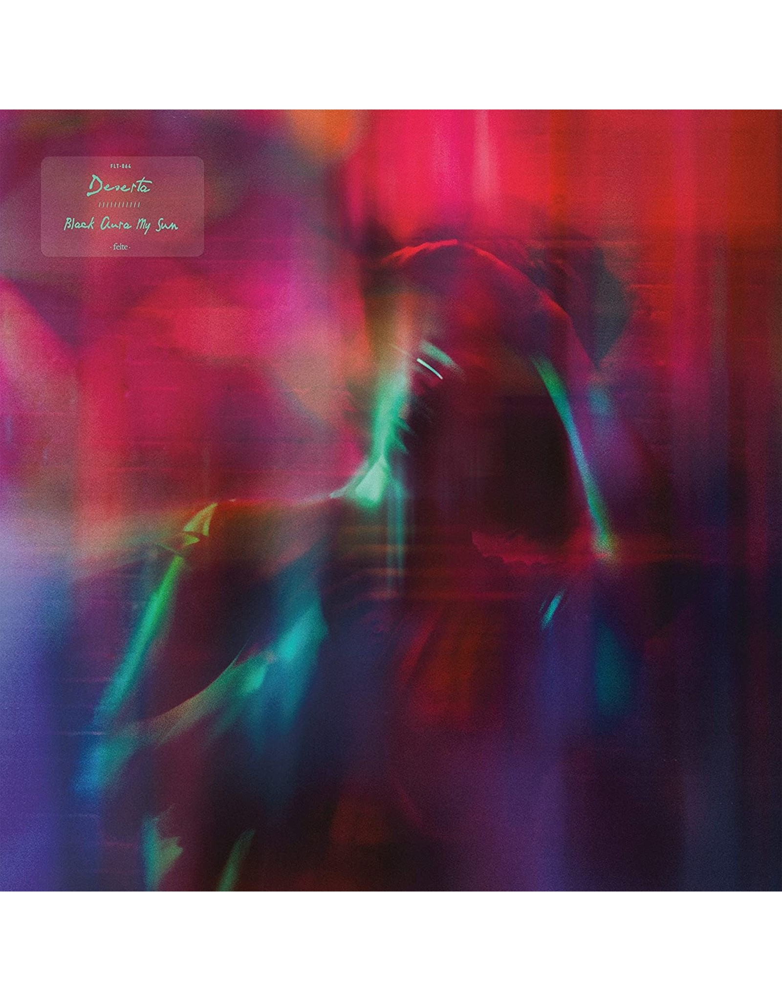 Deserta - Black Aura My Sun LP