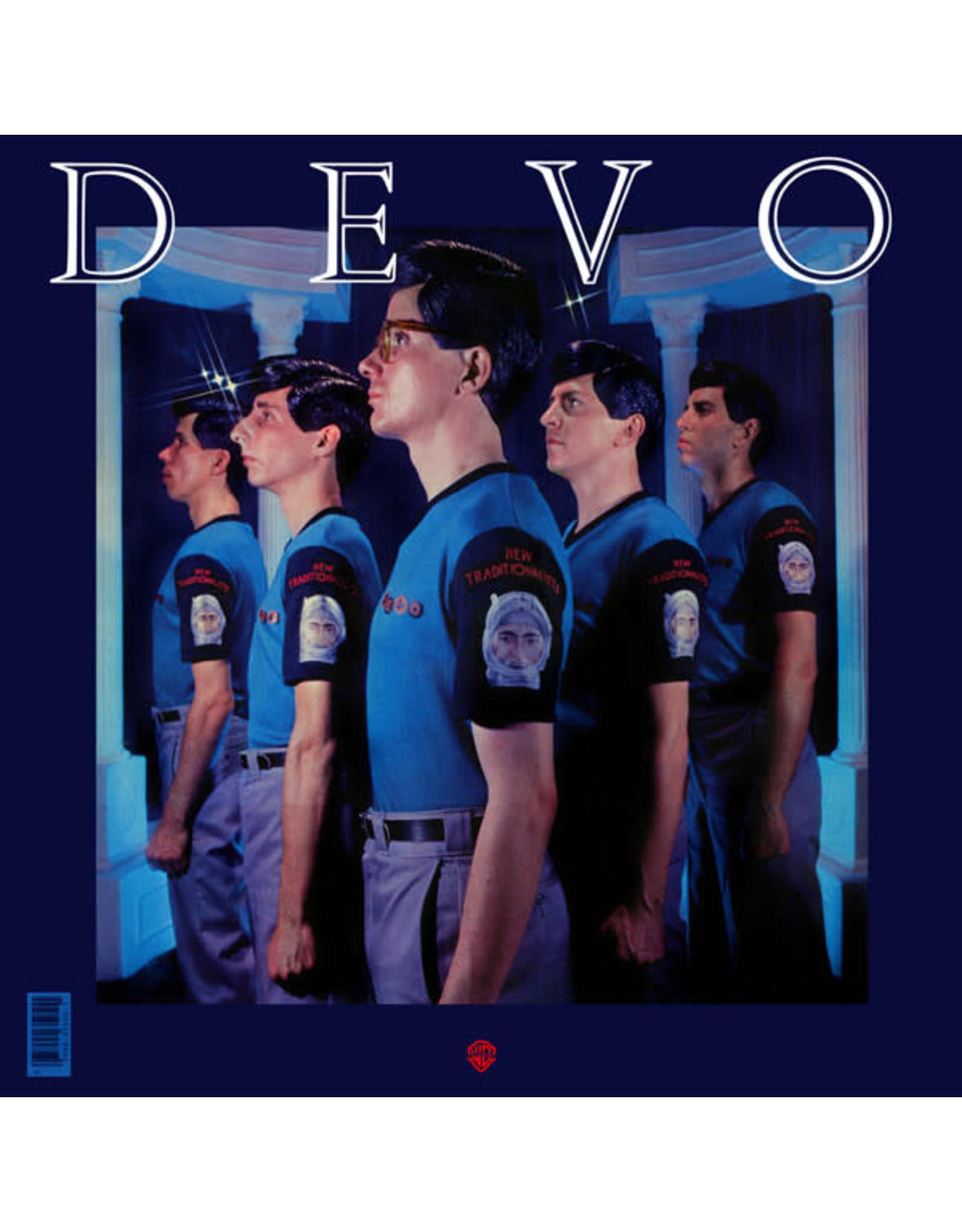 Devo - New Traditionalist LP grey