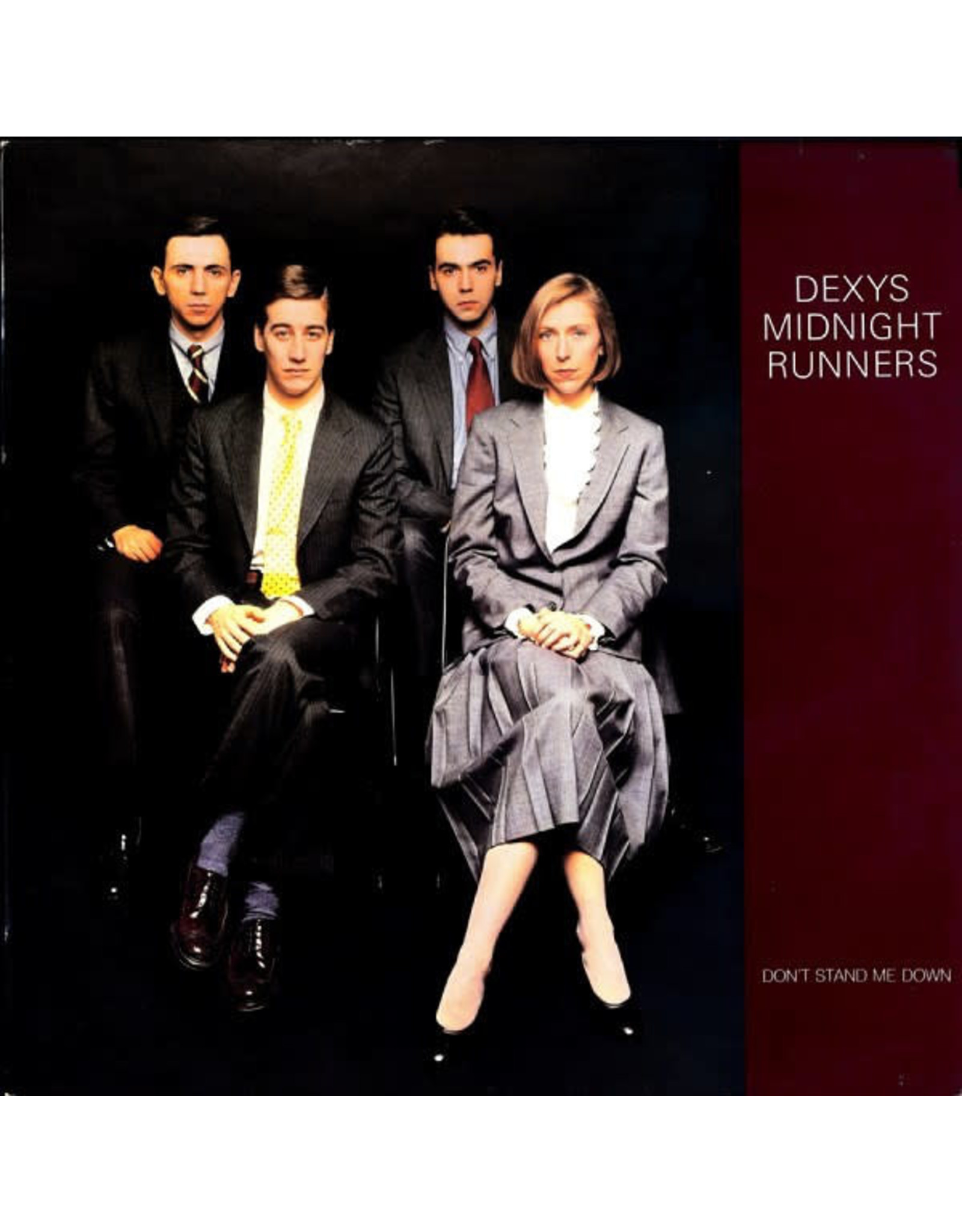 Dexy's Midnight Runners - Don't Stand Me Down (purple vinyl)