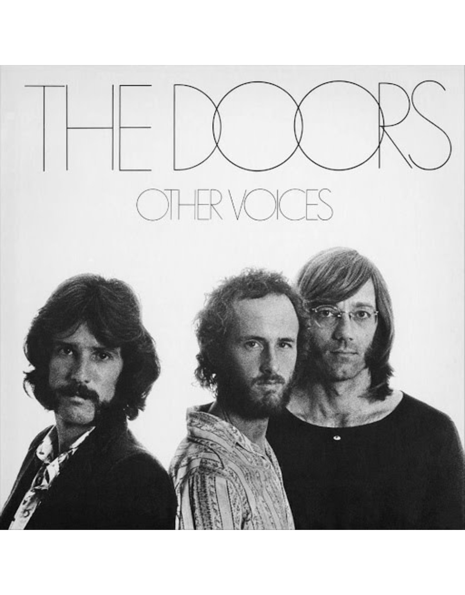 Doors, The - Other Voices LP