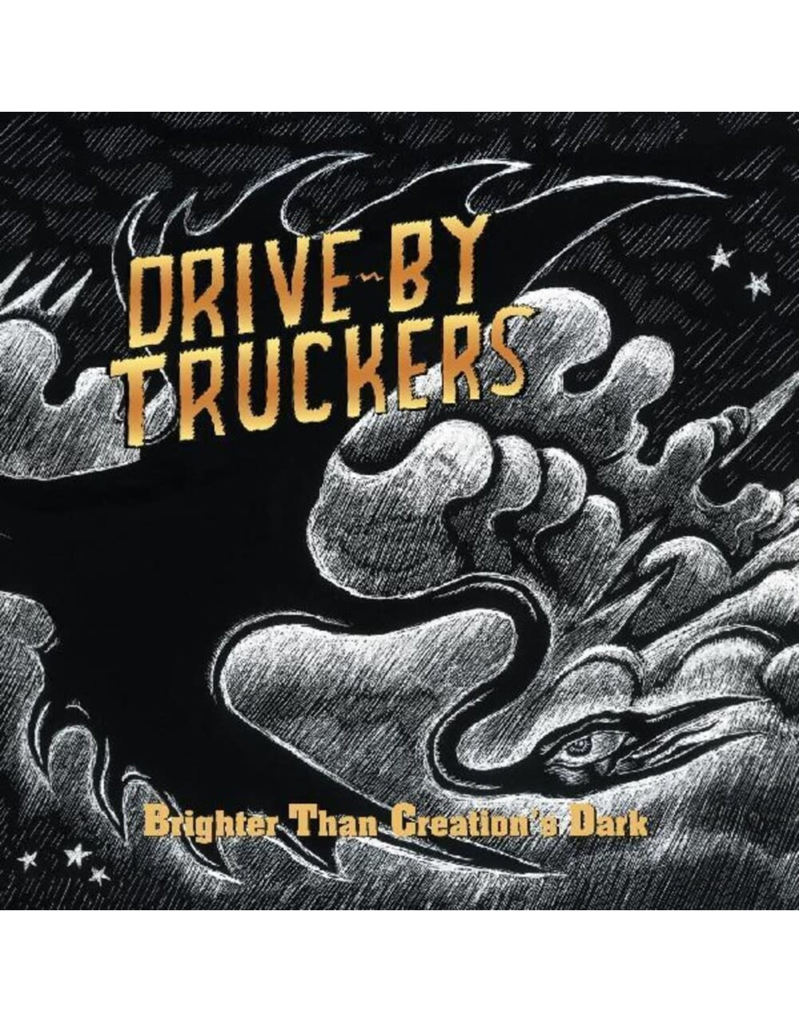 Drive-By Truckers - Brighter Than Creation's Dark 2LP (coloured)