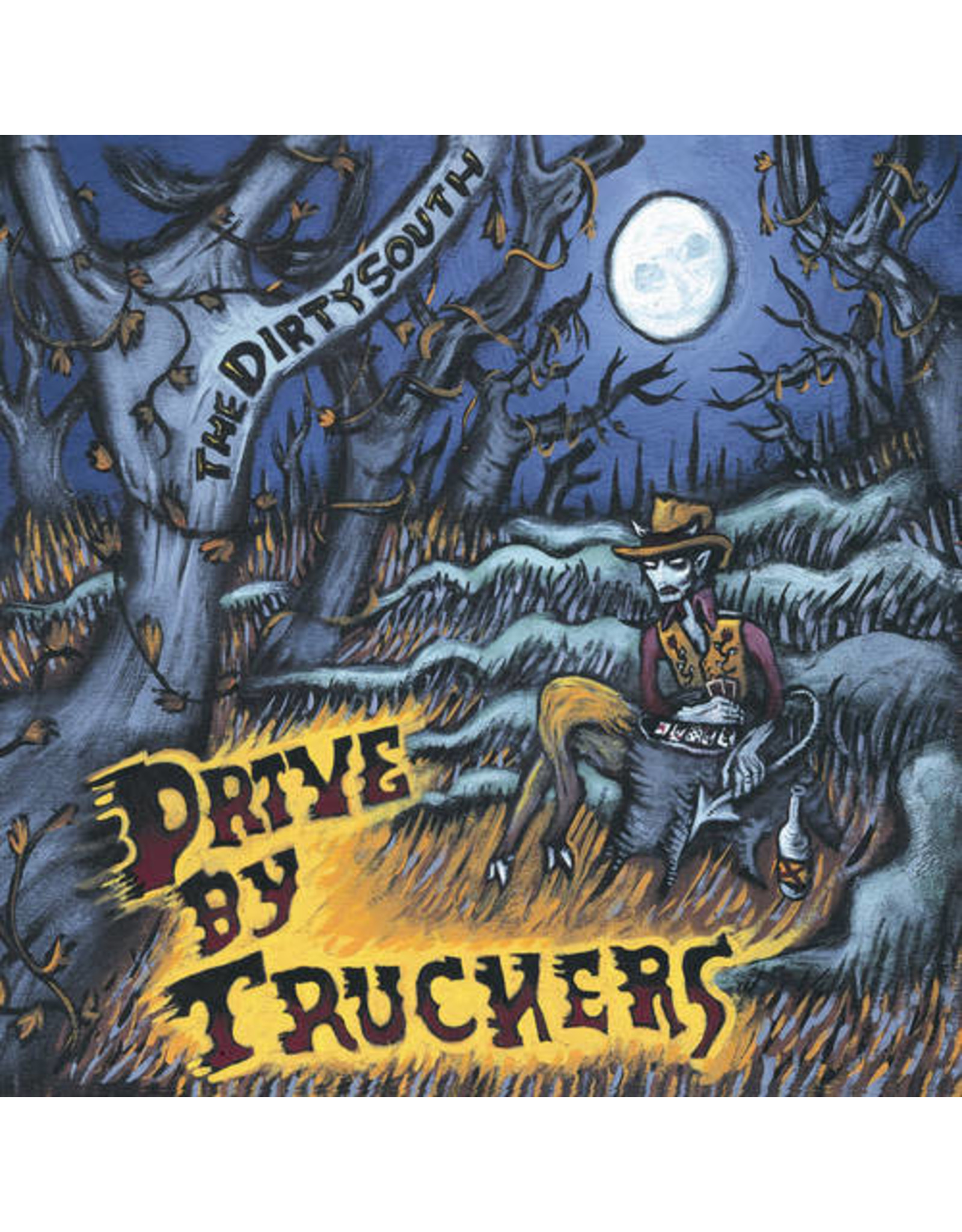 Drive-By Truckers - The Dirty South 2LP (coloured)