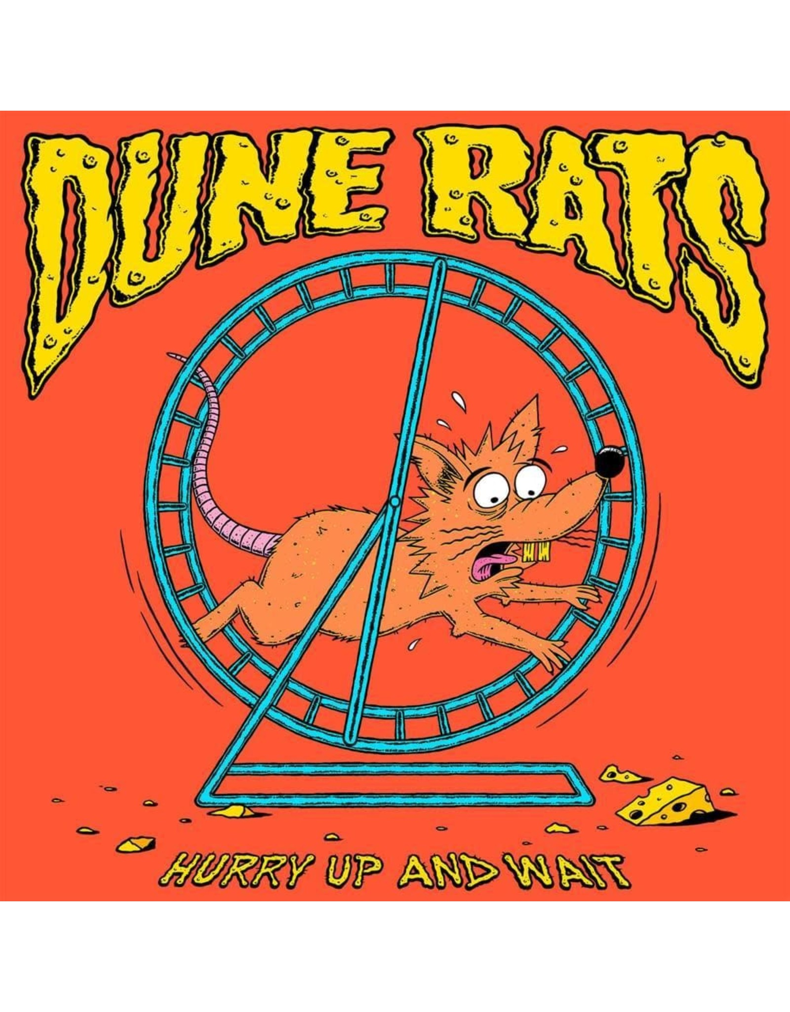 Dune Rat - Hurry Up and Wait LP