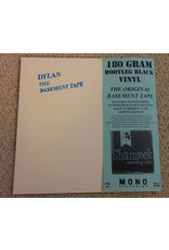 Dylan, Bob & The Band - The Original Basement Tapes (Blue 180g Hand-Stamped by Garth Hudson) LP