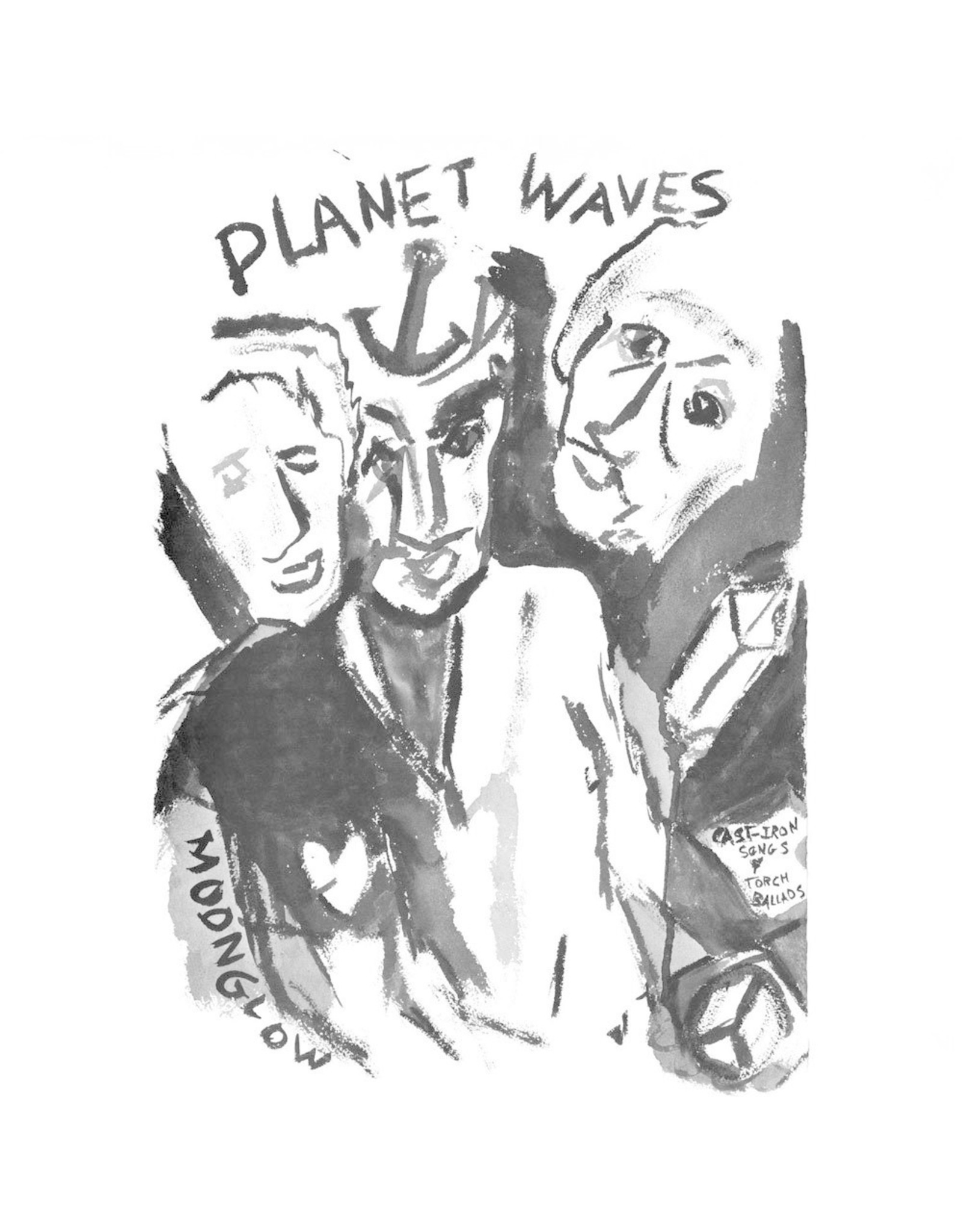 Dylan, Bob - Planet Waves LP
