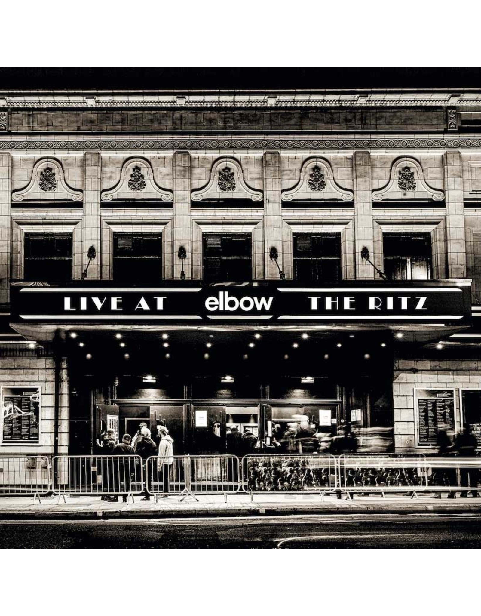 Elbow - Live at the Ritz LP
