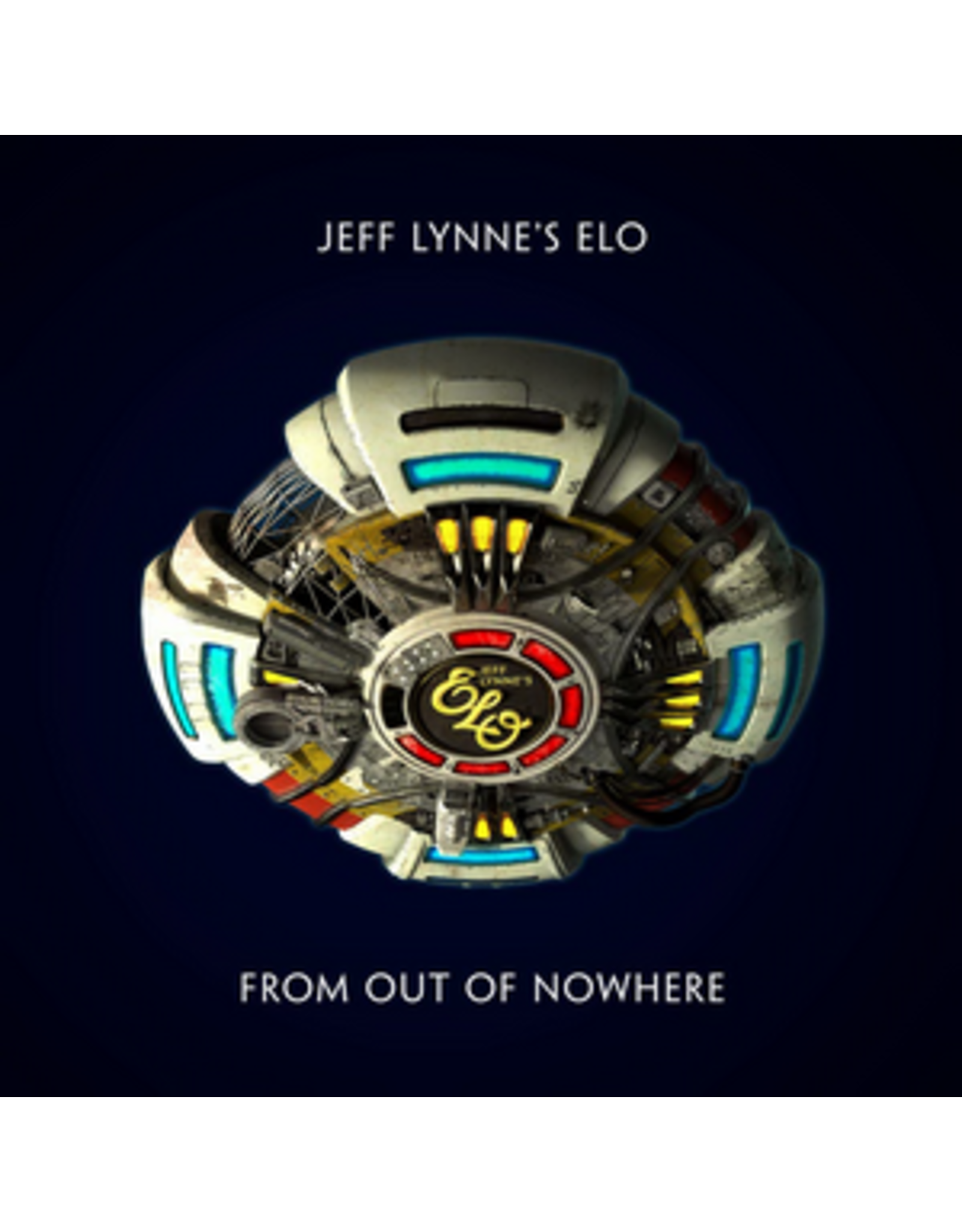 Electric Light Orchestra - Jeff Lynne's ELO From Out of No Where LP