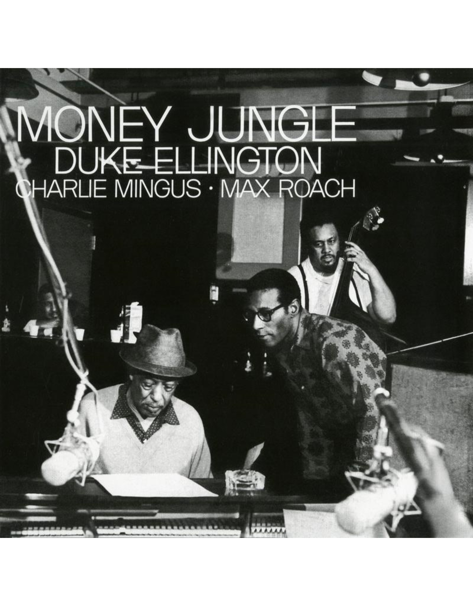 Ellington, Duke - Money Jungle (w/ Charles Mingus/Max Roach) LP