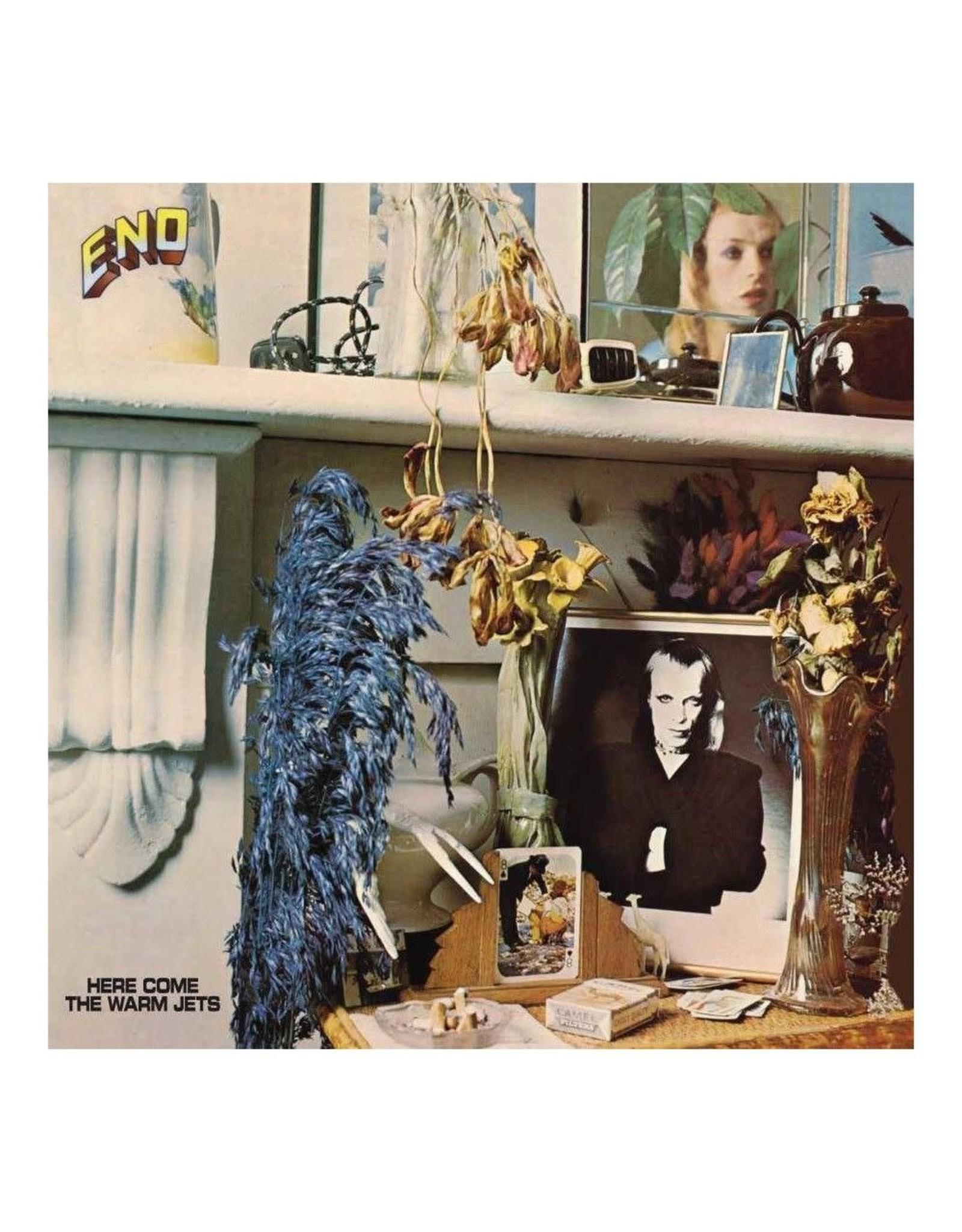 Eno, Brian - Here Come The Warm Jets 2LP
