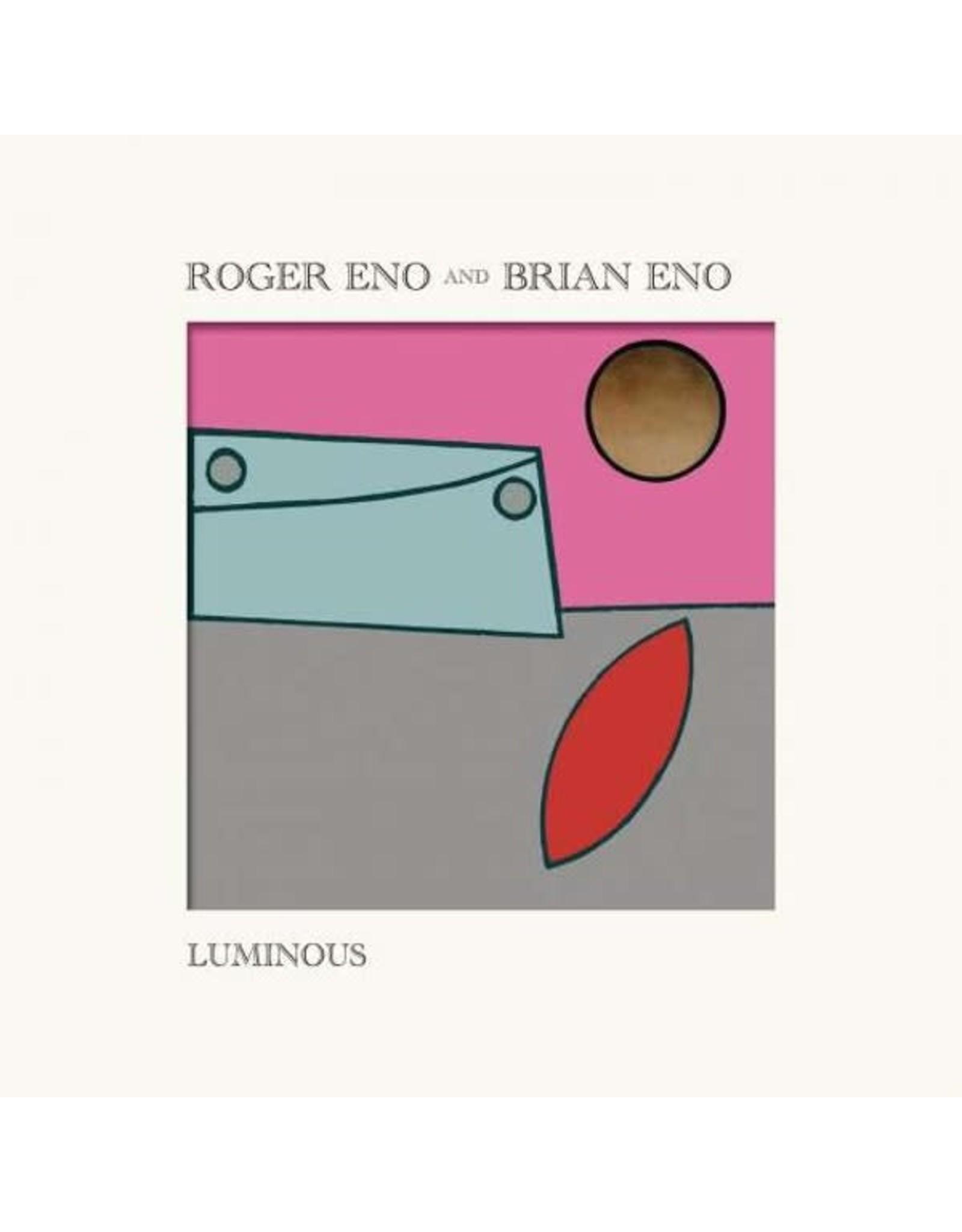 Eno, Roger/Brian - Luminous LP