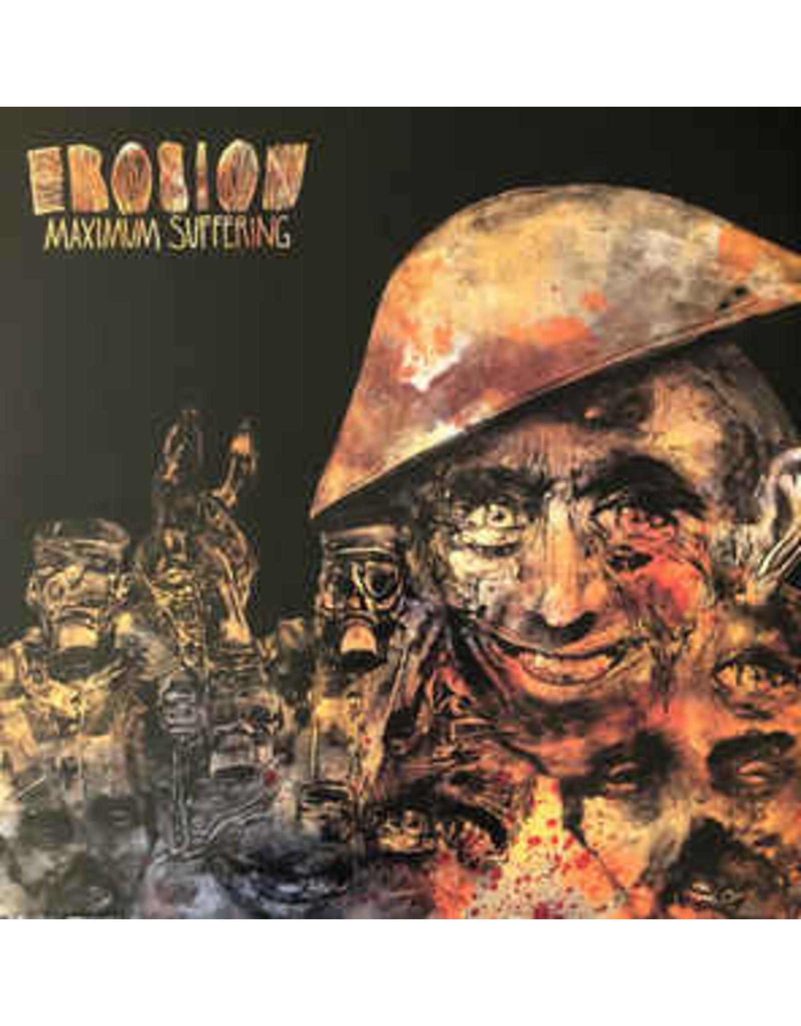 Erosion - Maximum Suffering LP