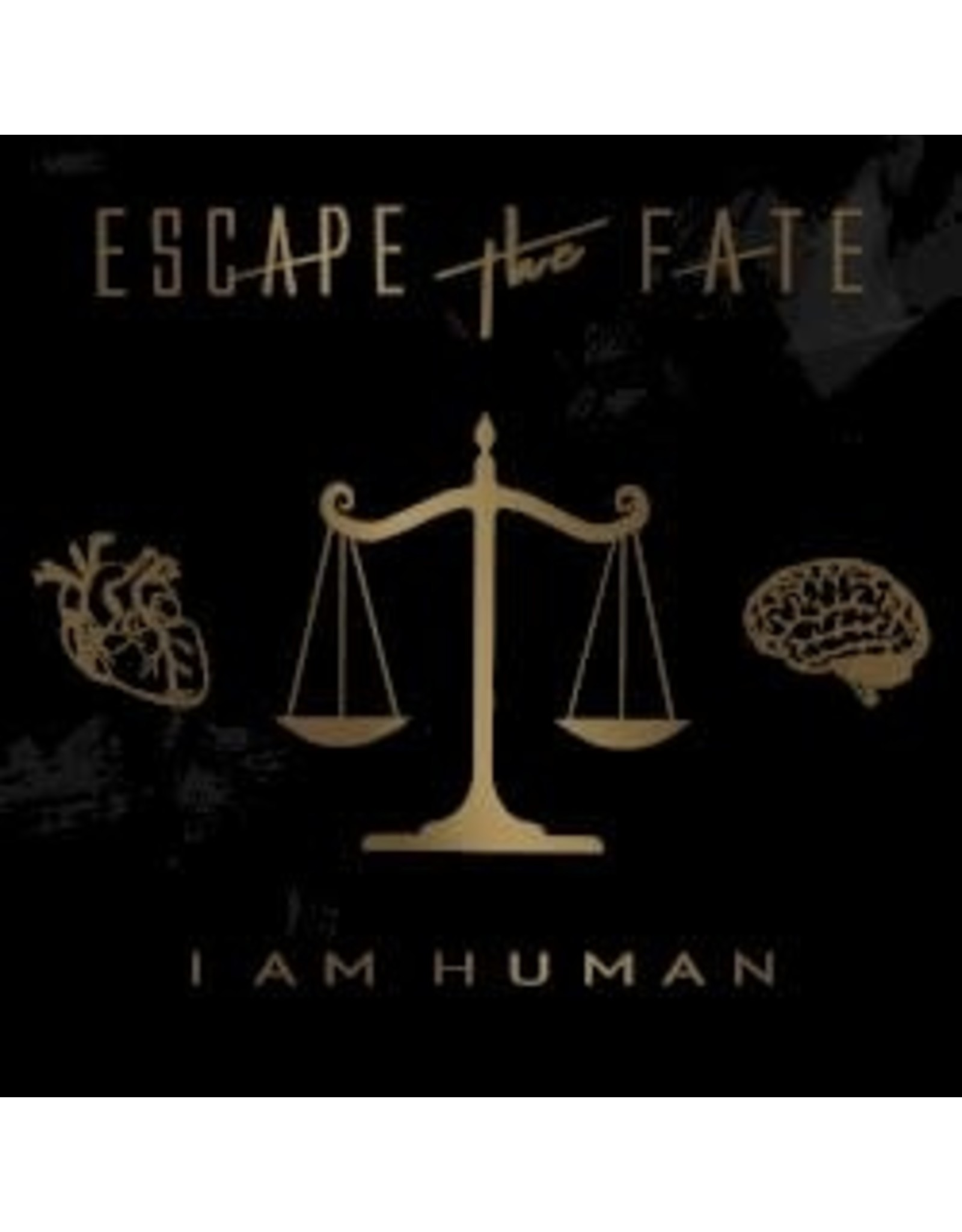 Escape the Fate - I Am Human LP