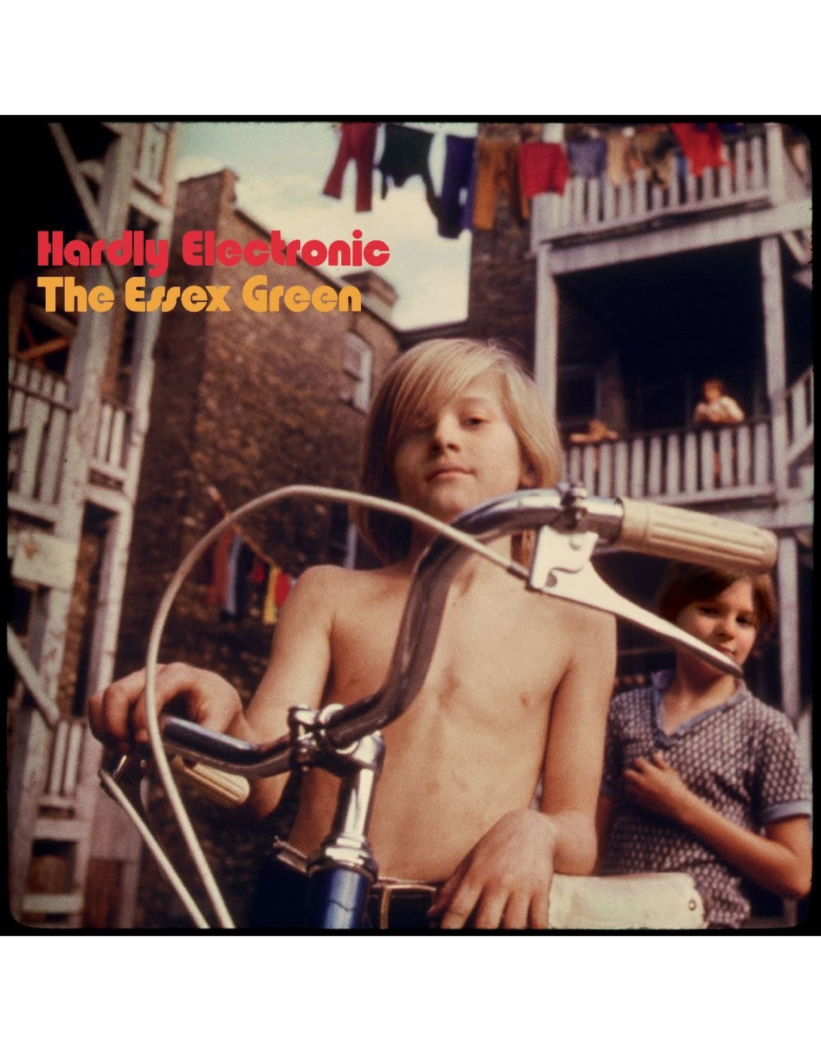 Essex Green - Hardly Electronic (Red & Orange) LP