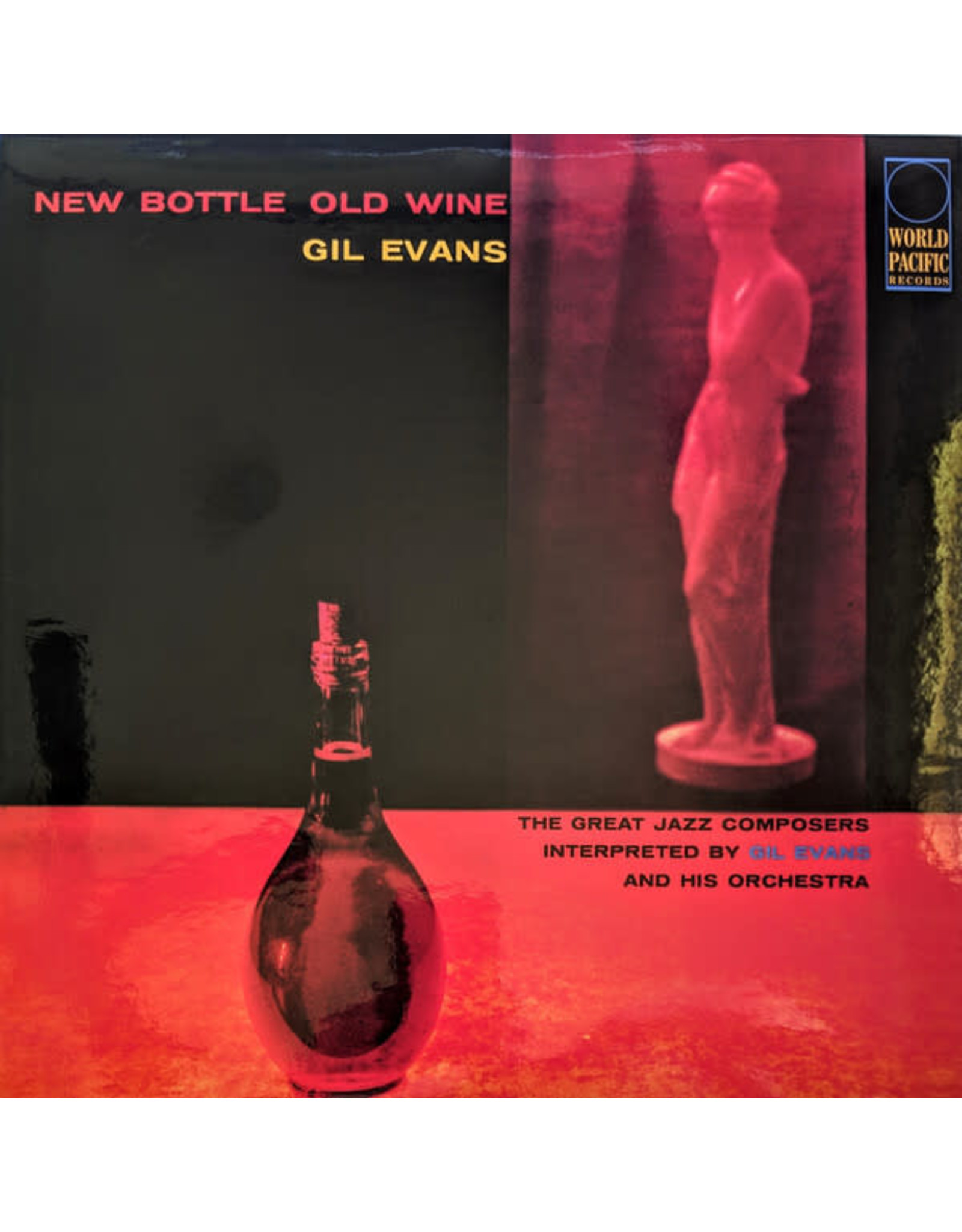 Evans, Gil - New Bottle, Old Wine LP