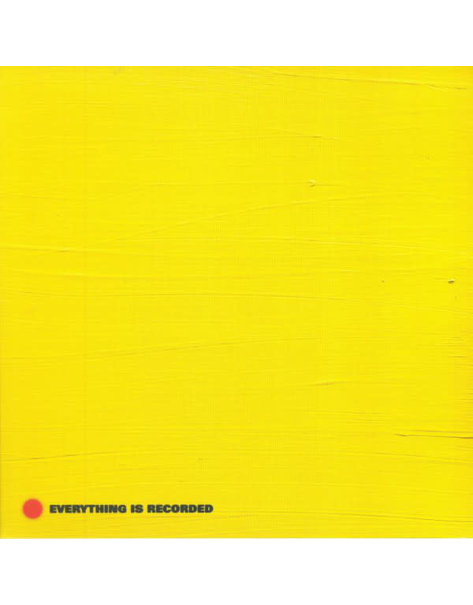 Everything Is Recorded - Everything Is Recorded (Yellow Vinyl) LP