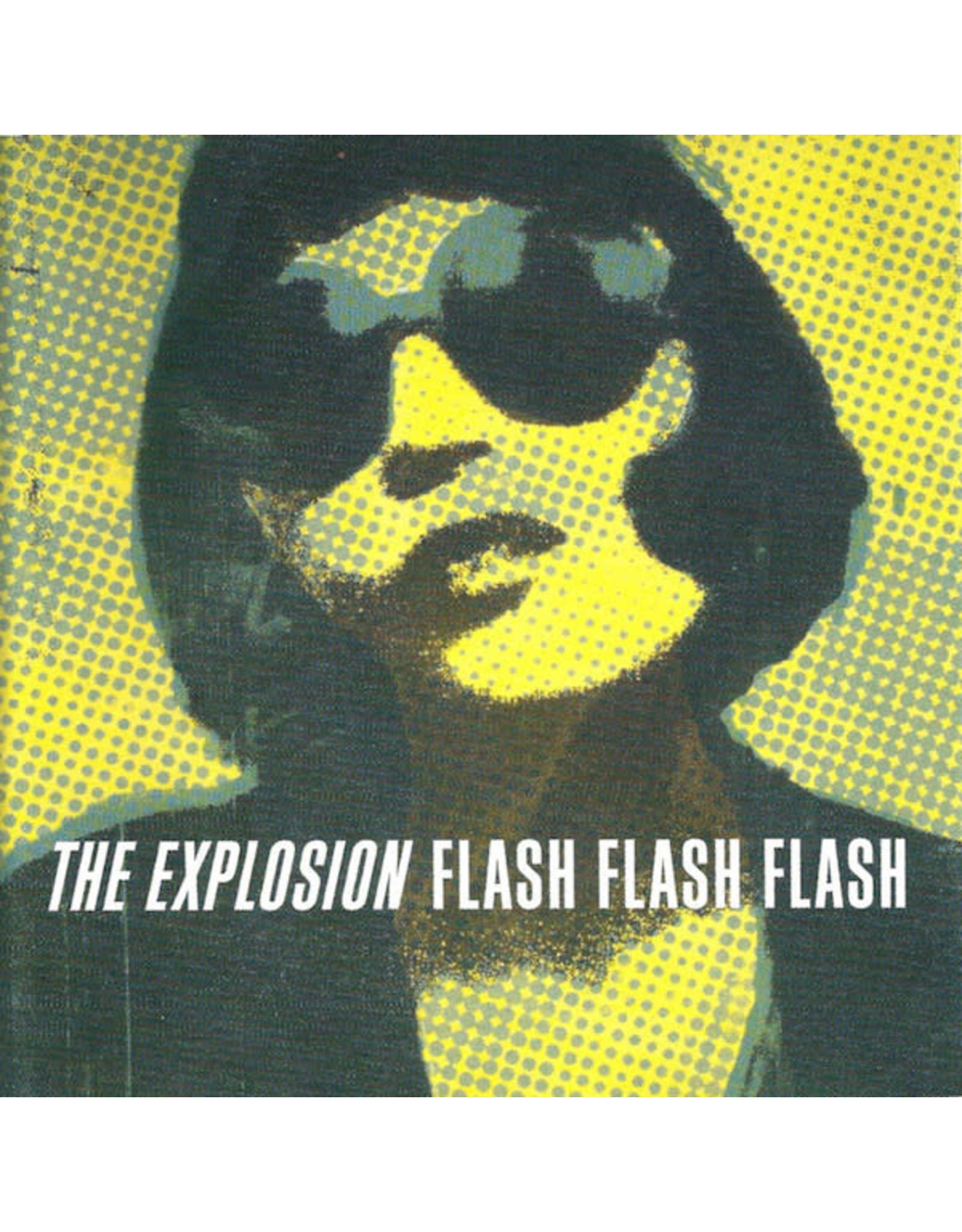 Explosion, The - Flash Flash Flash LP (clear)